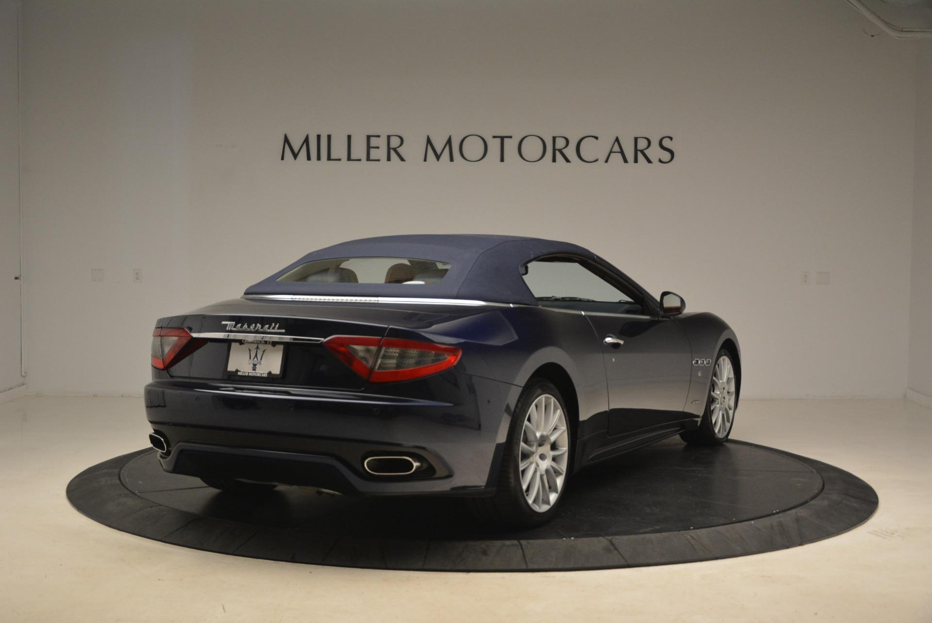 Used 2014 Maserati GranTurismo Sport For Sale In Greenwich, CT. Alfa Romeo of Greenwich, 7370 2269_p21