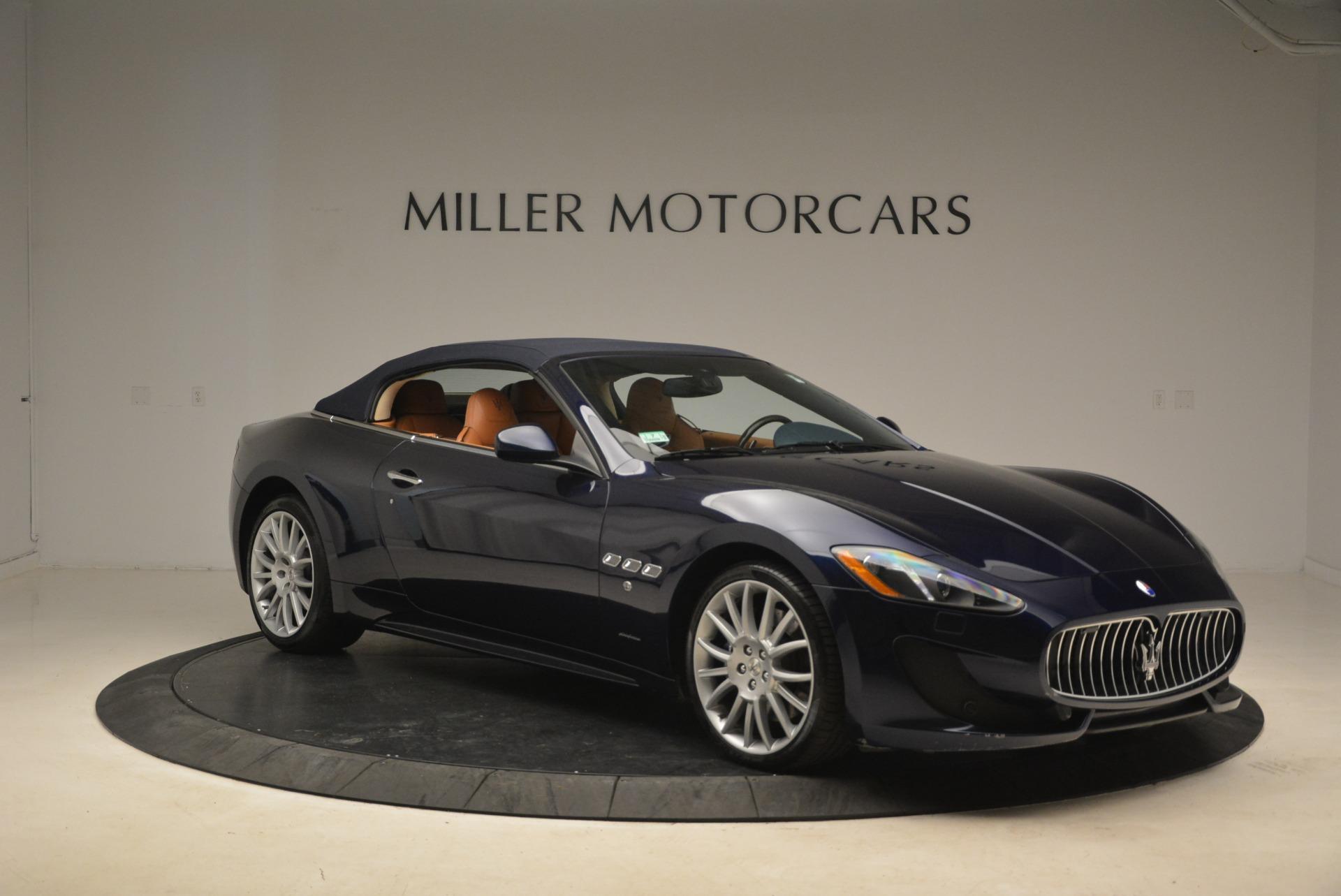 Used 2014 Maserati GranTurismo Sport For Sale In Greenwich, CT. Alfa Romeo of Greenwich, 7370 2269_p22