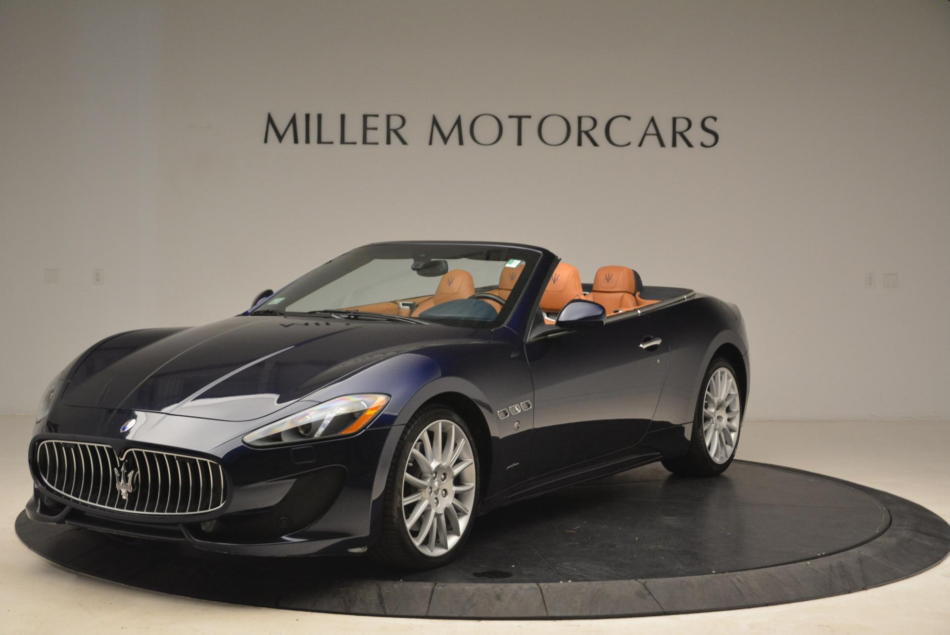 Used 2014 Maserati GranTurismo Sport For Sale In Greenwich, CT. Alfa Romeo of Greenwich, 7370 2269_p2