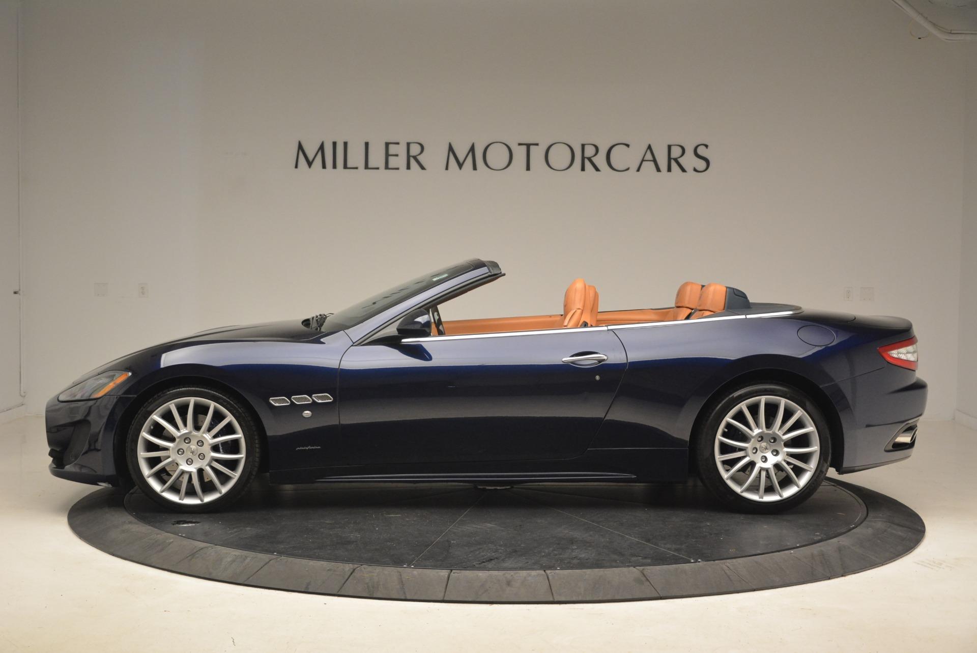 Used 2014 Maserati GranTurismo Sport For Sale In Greenwich, CT. Alfa Romeo of Greenwich, 7370 2269_p4