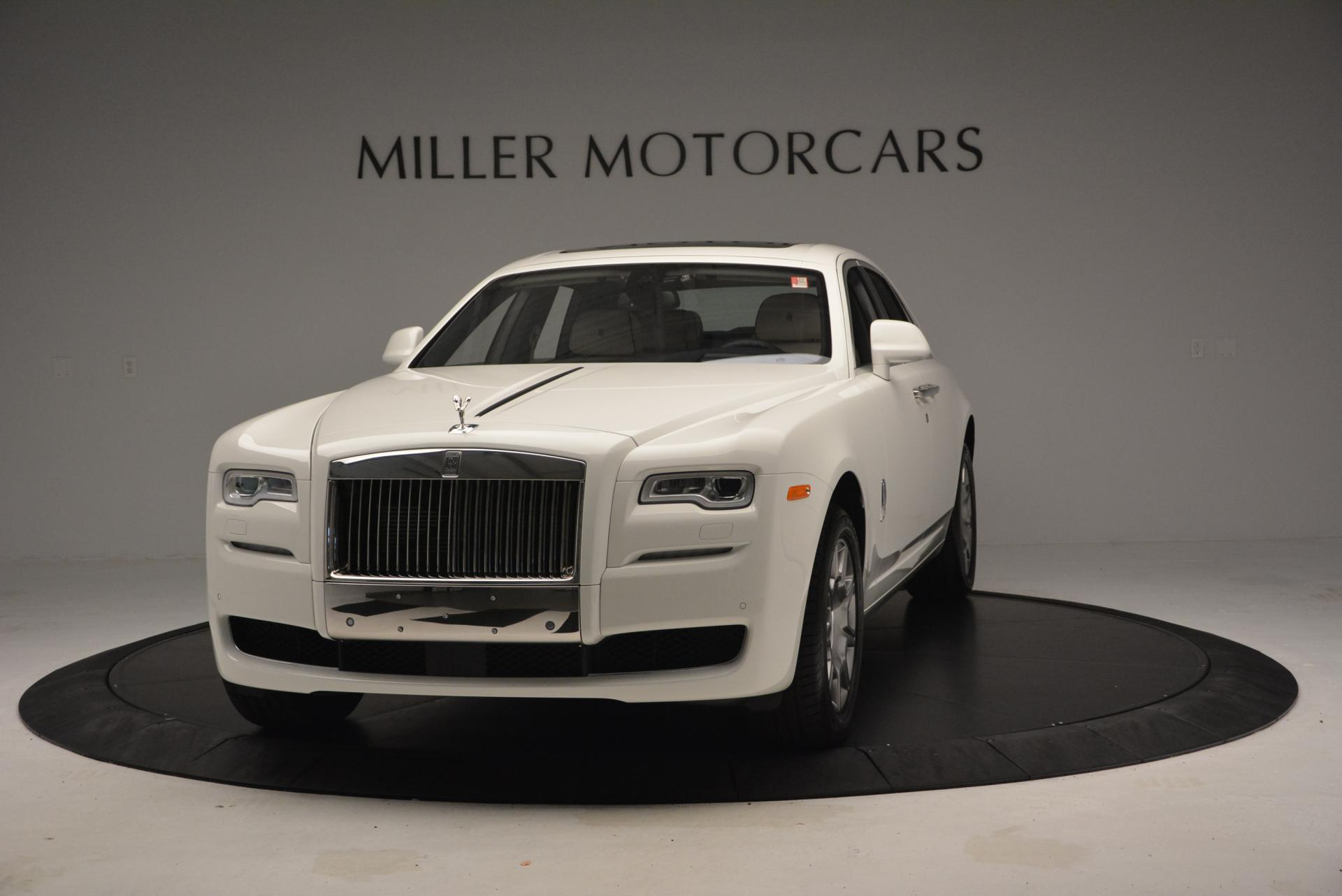 Used 2016 Rolls-Royce Ghost Series II  For Sale In Greenwich, CT. Alfa Romeo of Greenwich, R336 227_main