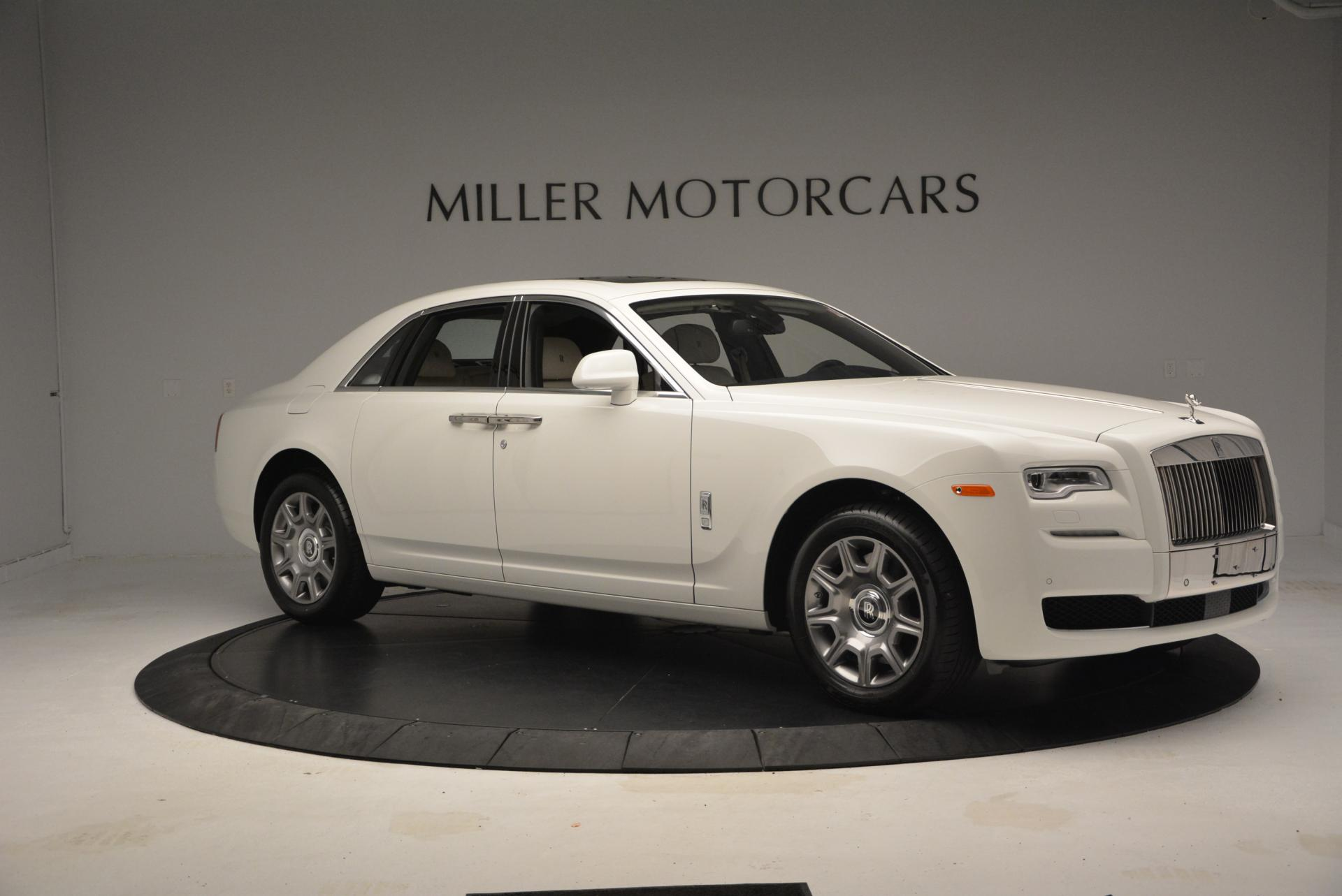 Used 2016 Rolls-Royce Ghost Series II  For Sale In Greenwich, CT. Alfa Romeo of Greenwich, R336 227_p10