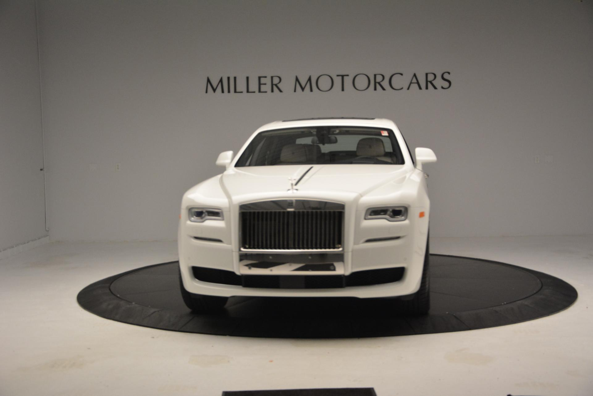 Used 2016 Rolls-Royce Ghost Series II  For Sale In Greenwich, CT. Alfa Romeo of Greenwich, R336 227_p11