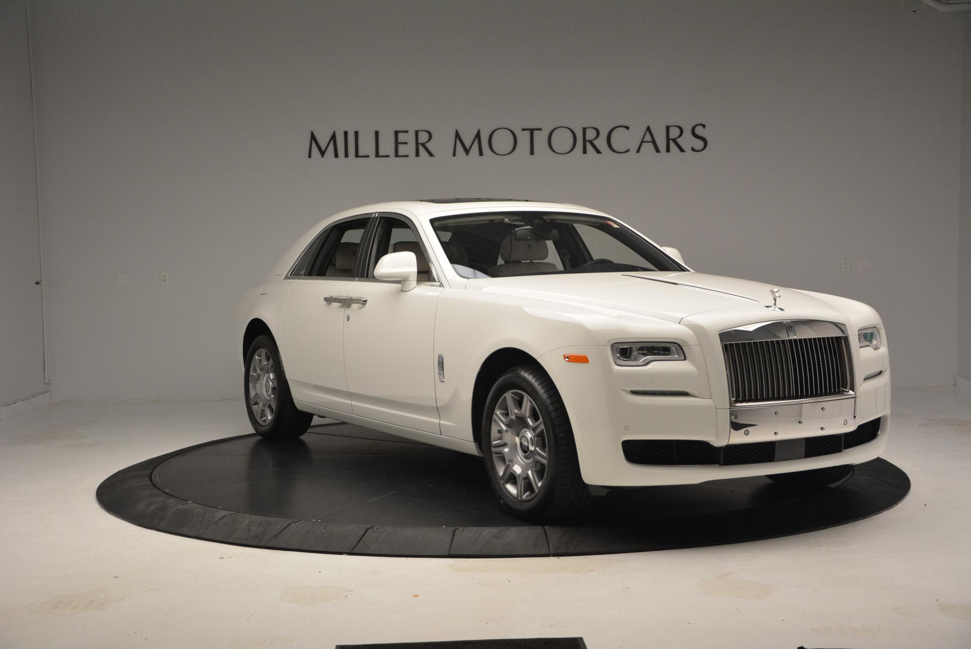 Used 2016 Rolls-Royce Ghost Series II  For Sale In Greenwich, CT. Alfa Romeo of Greenwich, R336 227_p12