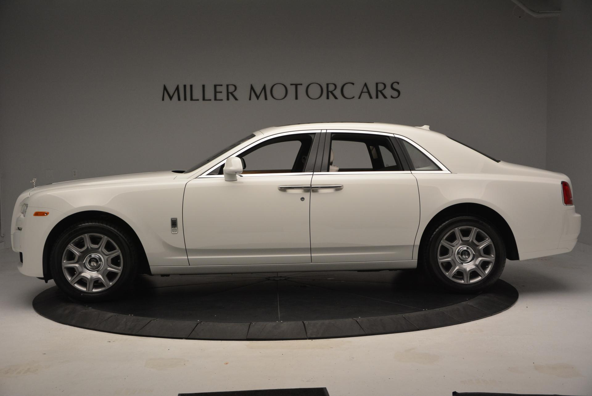 Used 2016 Rolls-Royce Ghost Series II  For Sale In Greenwich, CT. Alfa Romeo of Greenwich, R336 227_p2