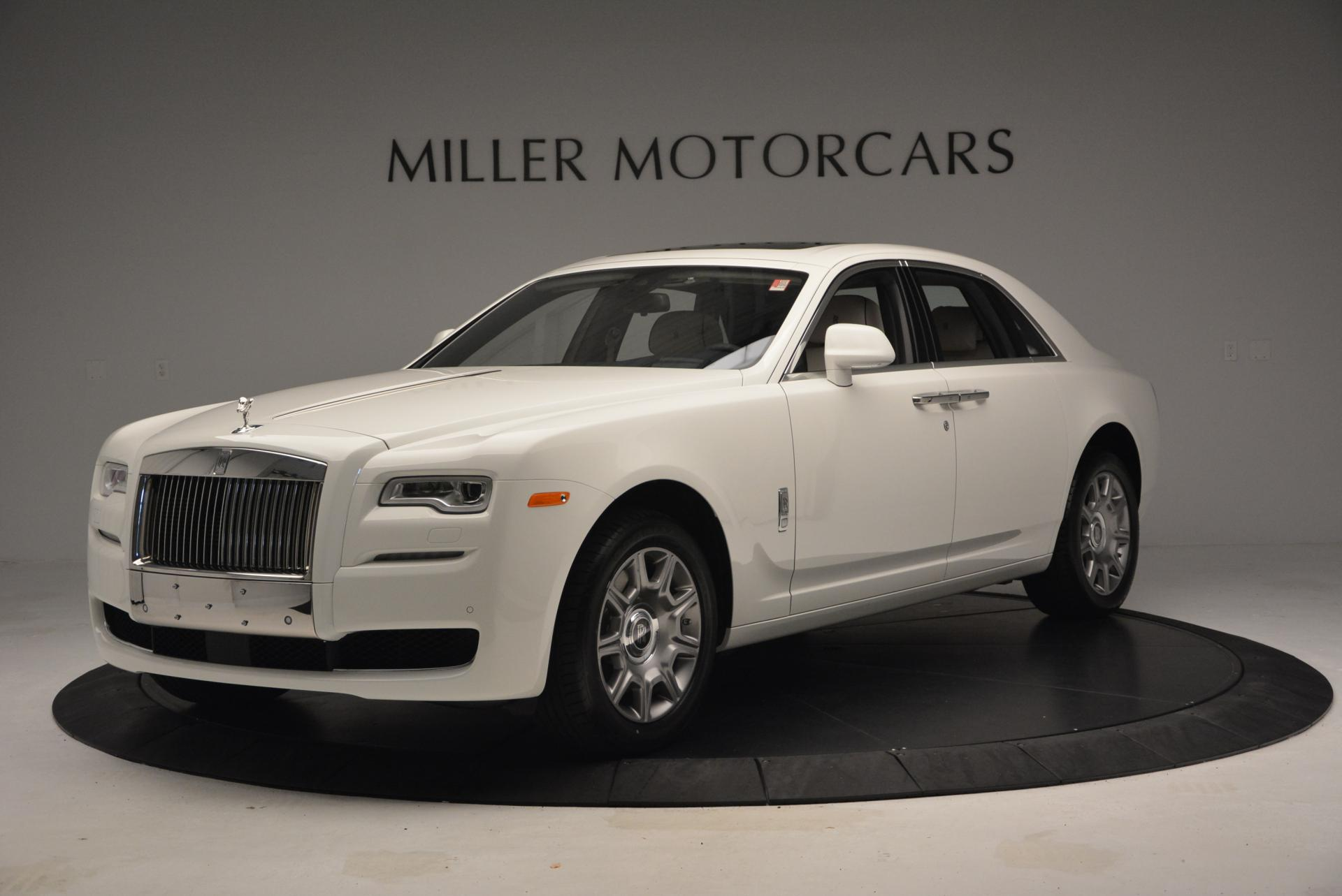 Used 2016 Rolls-Royce Ghost Series II  For Sale In Greenwich, CT. Alfa Romeo of Greenwich, R336 227_p3