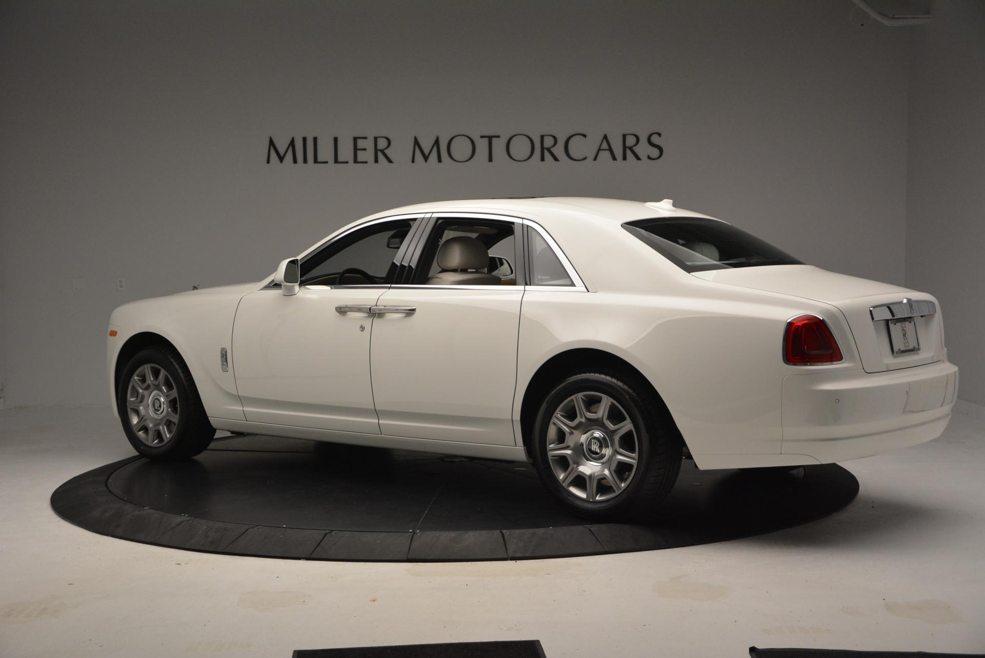 Used 2016 Rolls-Royce Ghost Series II  For Sale In Greenwich, CT. Alfa Romeo of Greenwich, R336 227_p4