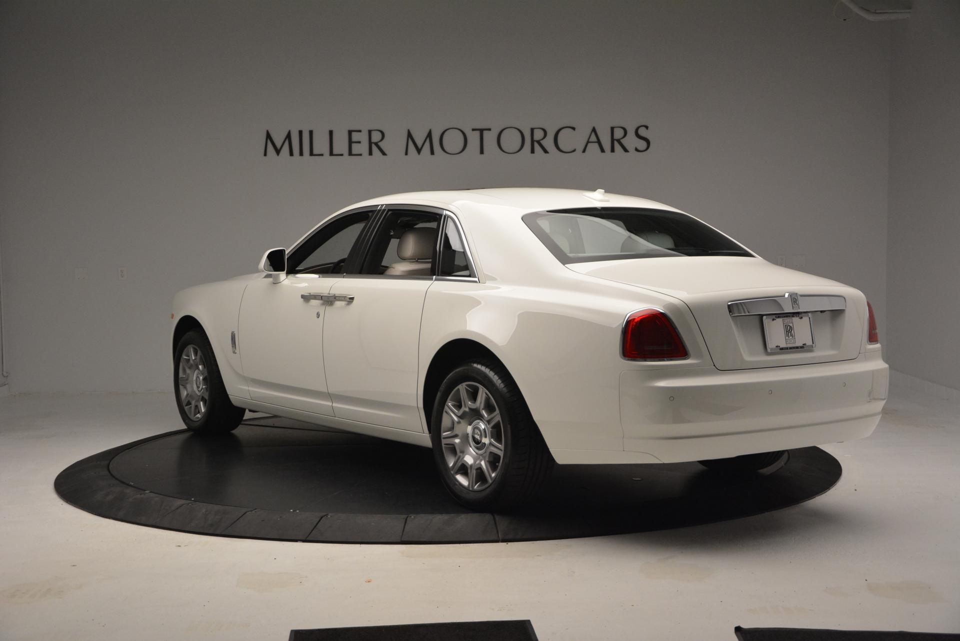 Used 2016 Rolls-Royce Ghost Series II  For Sale In Greenwich, CT. Alfa Romeo of Greenwich, R336 227_p5