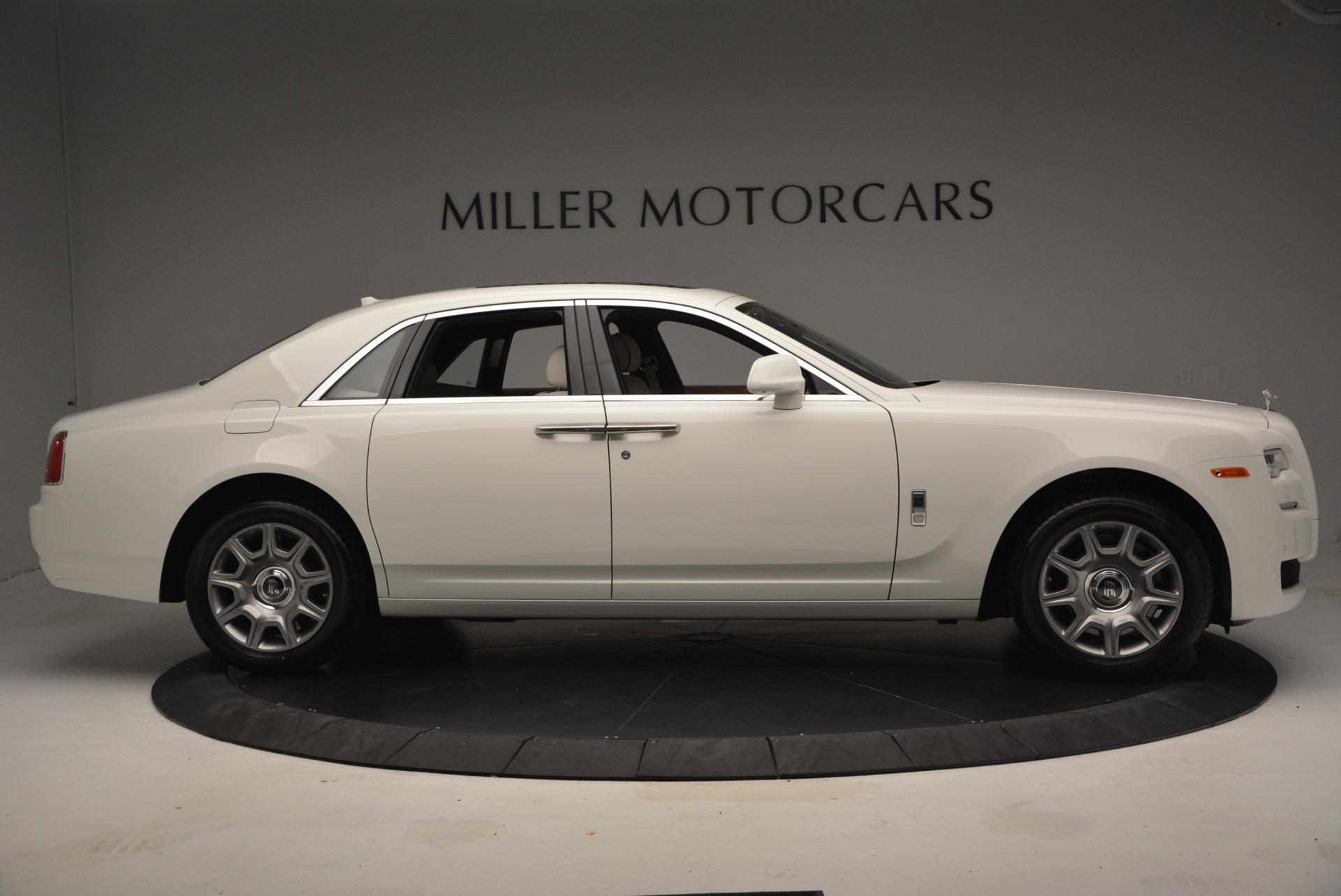 Used 2016 Rolls-Royce Ghost Series II  For Sale In Greenwich, CT. Alfa Romeo of Greenwich, R336 227_p9