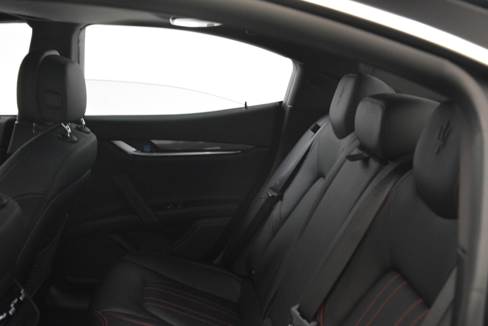 Used 2018 Maserati Ghibli S Q4 For Sale In Greenwich, CT. Alfa Romeo of Greenwich, M2143 2271_p23