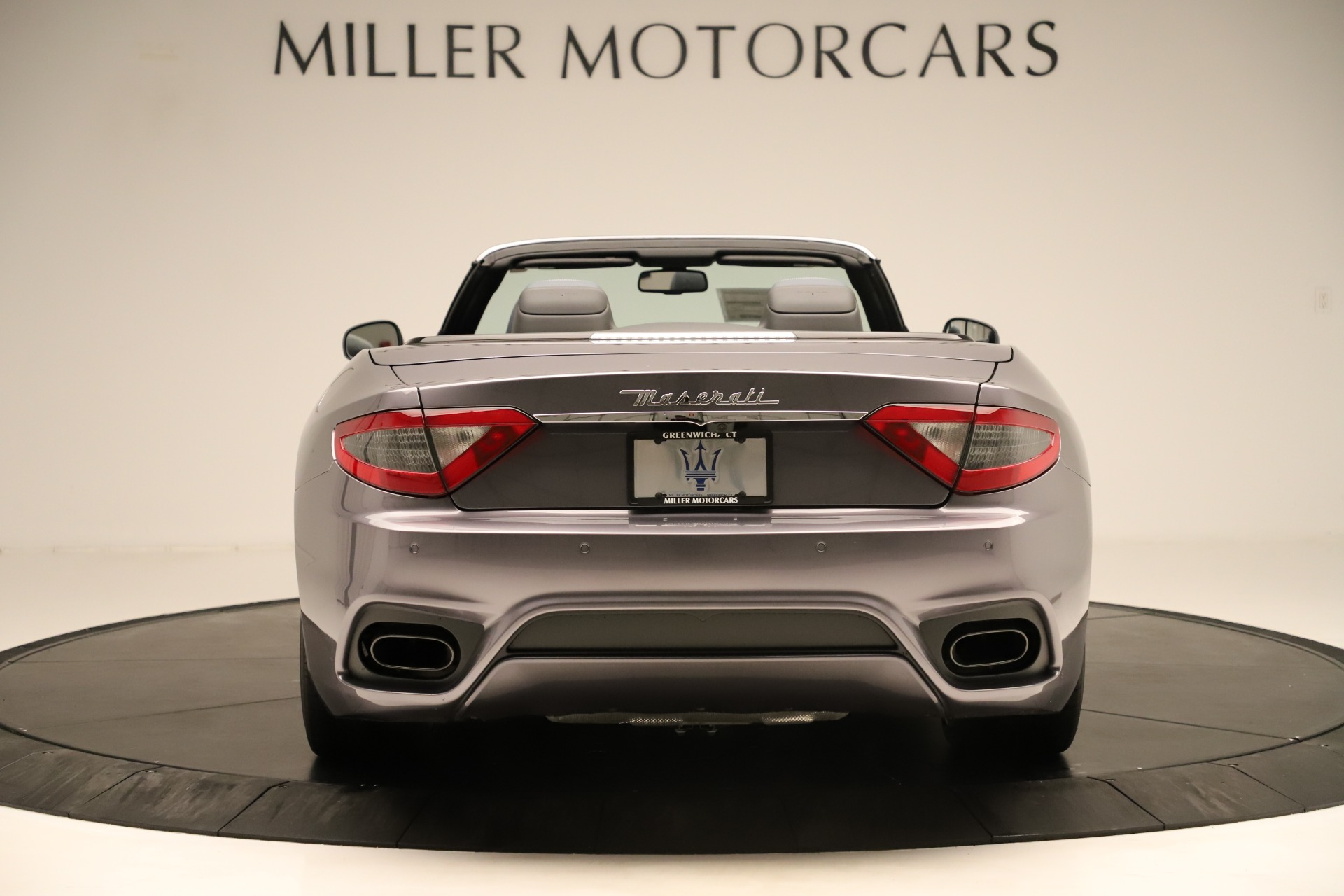 New 2018 Maserati GranTurismo Sport Convertible For Sale In Greenwich, CT. Alfa Romeo of Greenwich, M2142 2272_p11