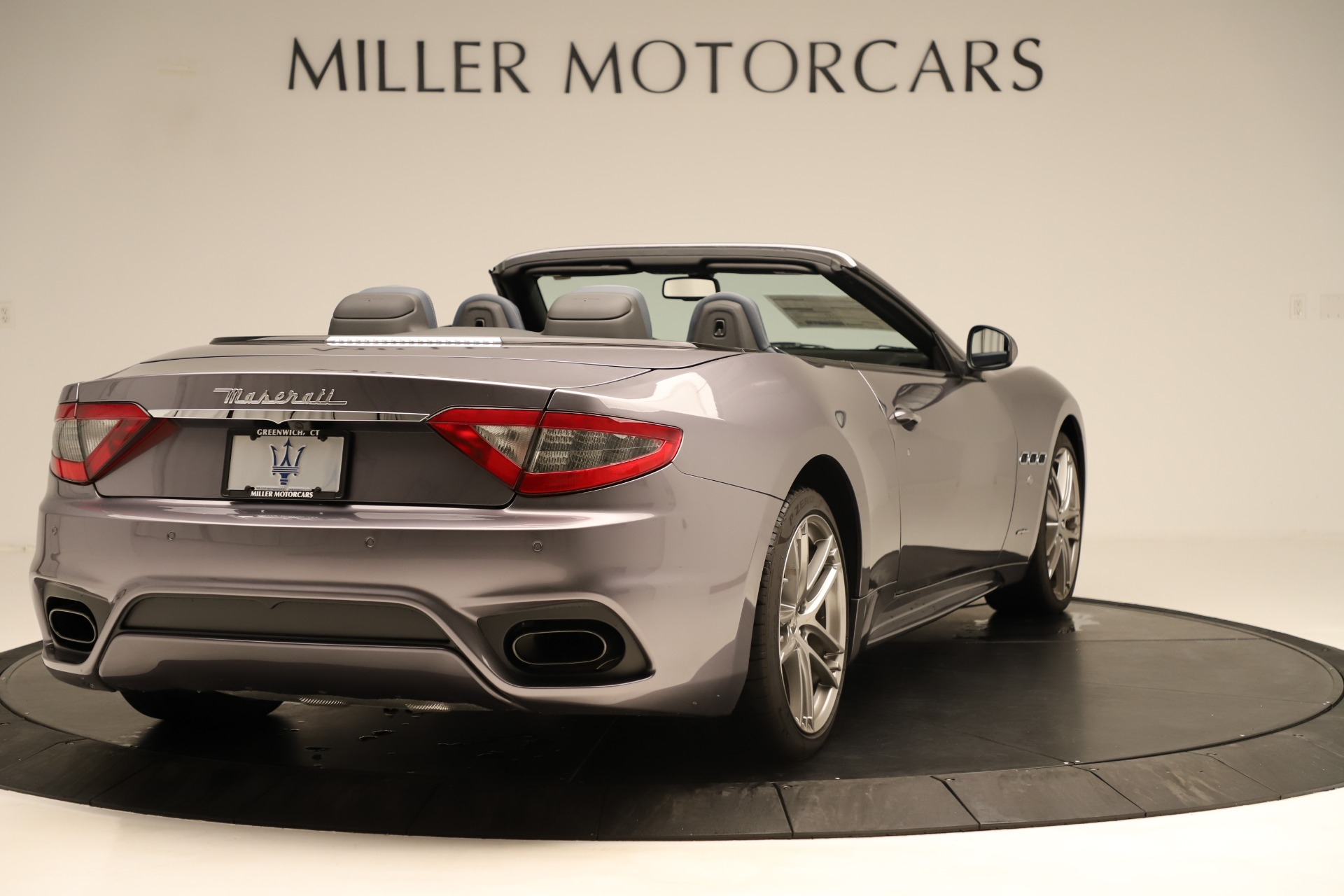 New 2018 Maserati GranTurismo Sport Convertible For Sale $159325 In Greenwich, CT 2272_p13