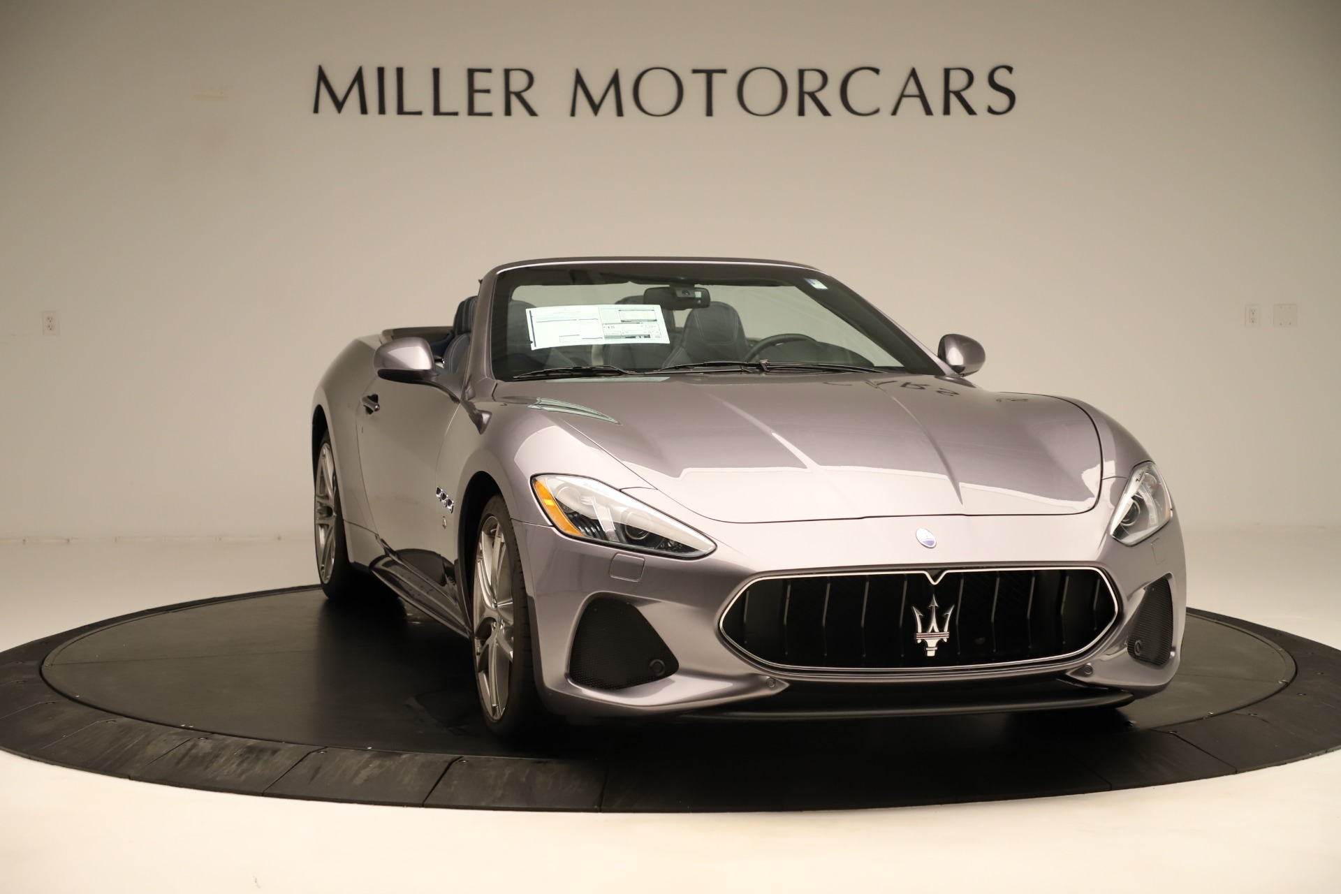 New 2018 Maserati GranTurismo Sport Convertible For Sale $159325 In Greenwich, CT 2272_p21