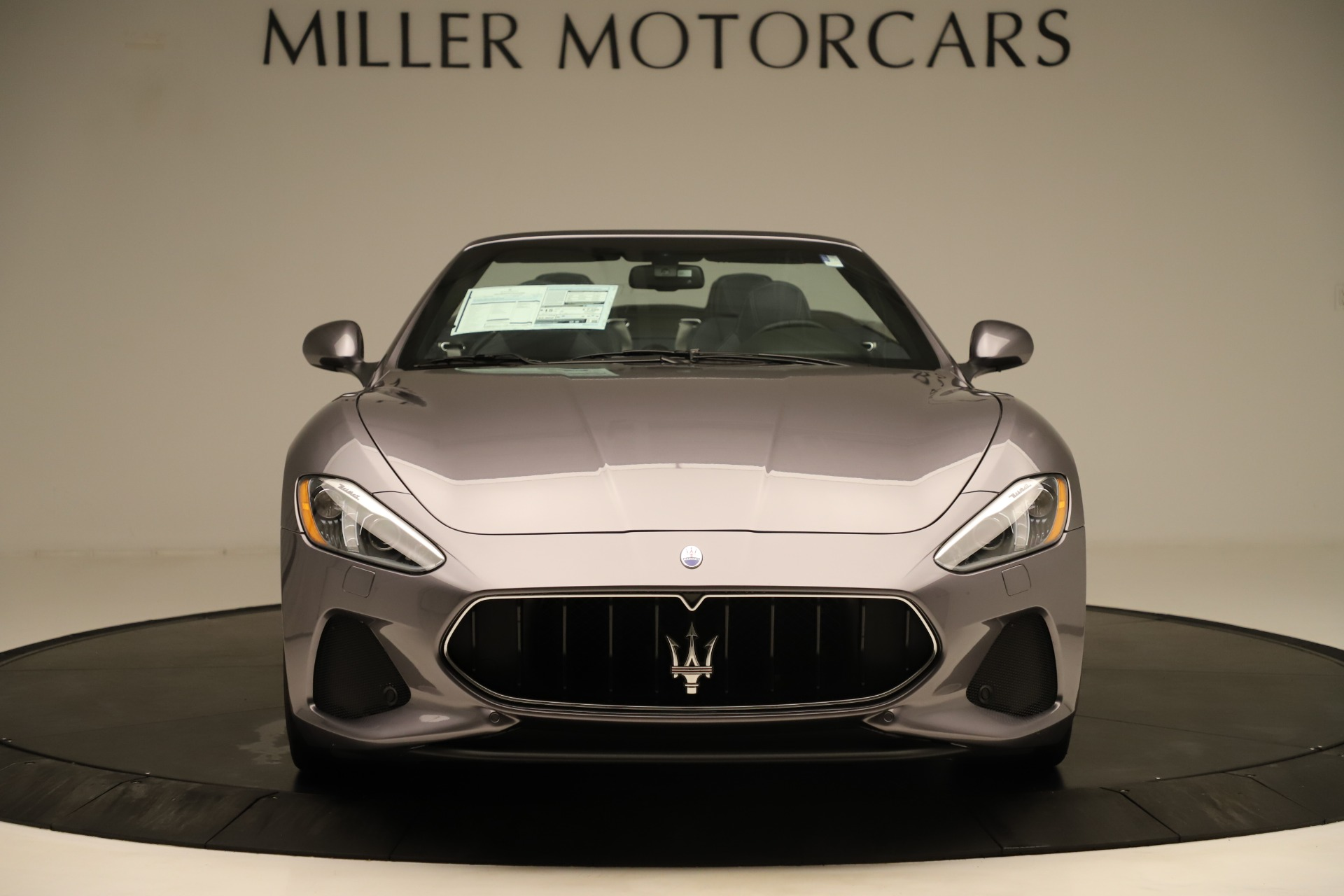 New 2018 Maserati GranTurismo Sport Convertible For Sale $159325 In Greenwich, CT 2272_p23