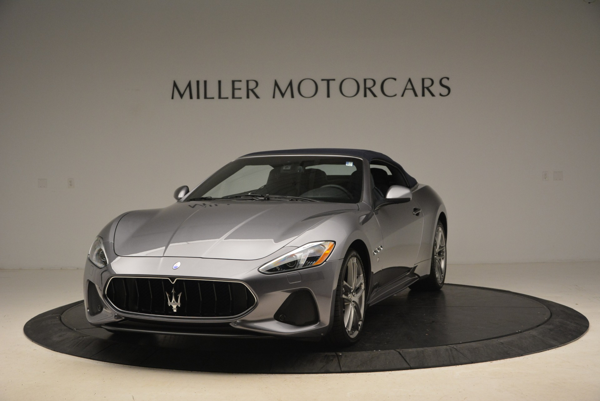 New 2018 Maserati GranTurismo Sport Convertible For Sale $159325 In Greenwich, CT 2272_p2