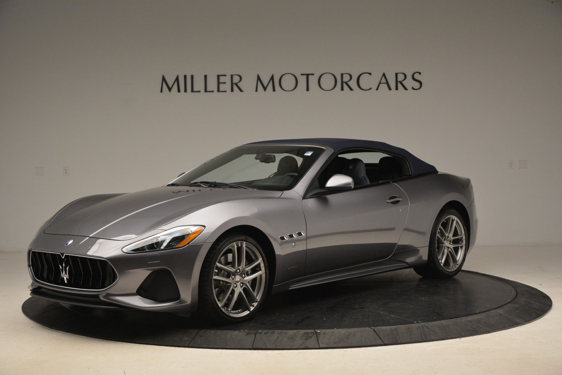 New 2018 Maserati GranTurismo Sport Convertible For Sale $159325 In Greenwich, CT 2272_p4