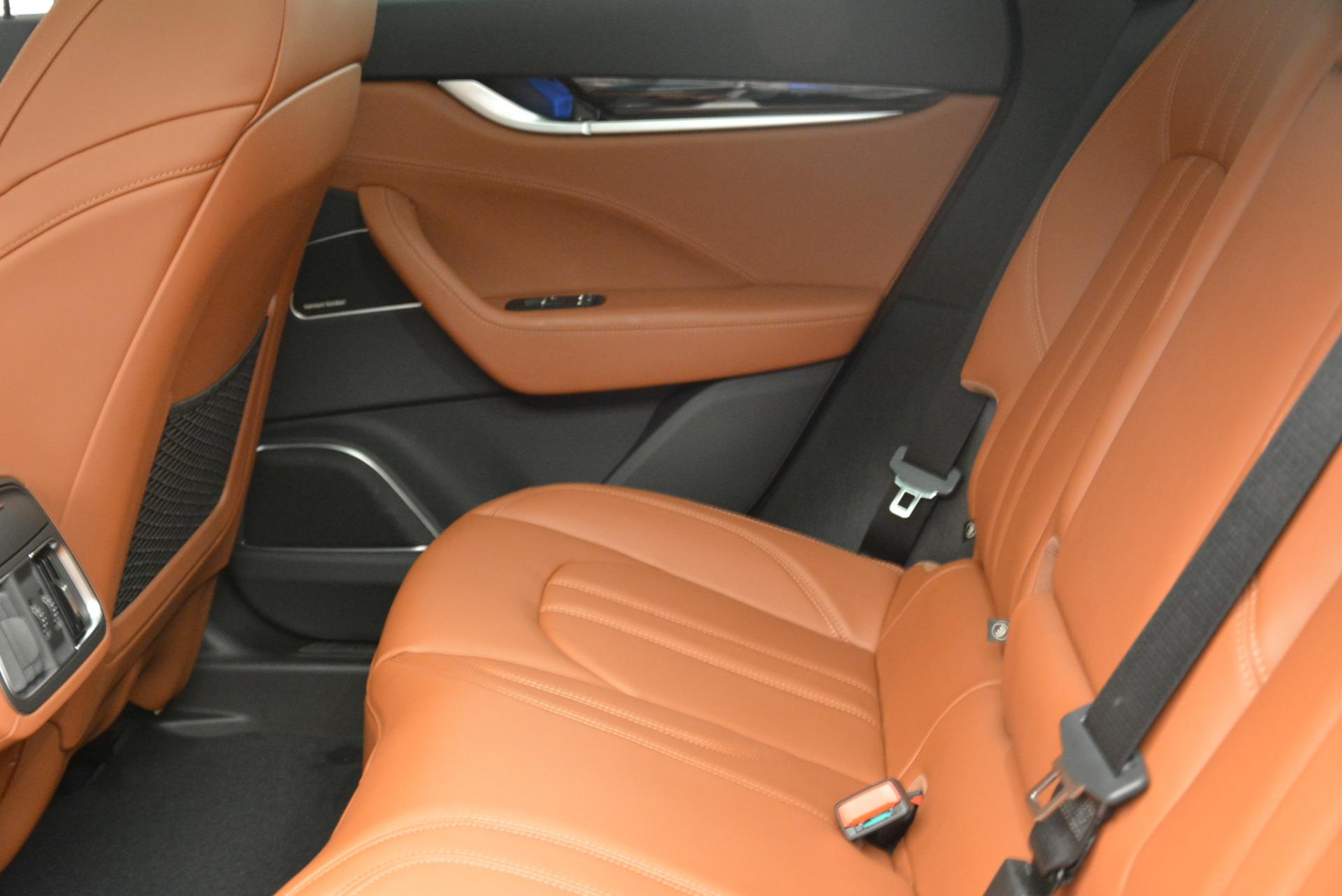 New 2018 Maserati Levante S Q4 GranSport For Sale In Greenwich, CT. Alfa Romeo of Greenwich, M2147 2273_p21