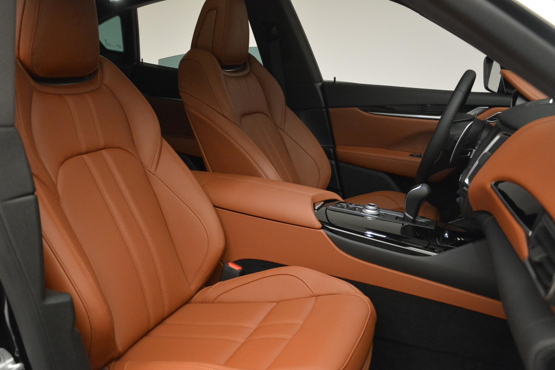 New 2018 Maserati Levante S Q4 GranSport For Sale In Greenwich, CT. Alfa Romeo of Greenwich, M2147 2273_p25