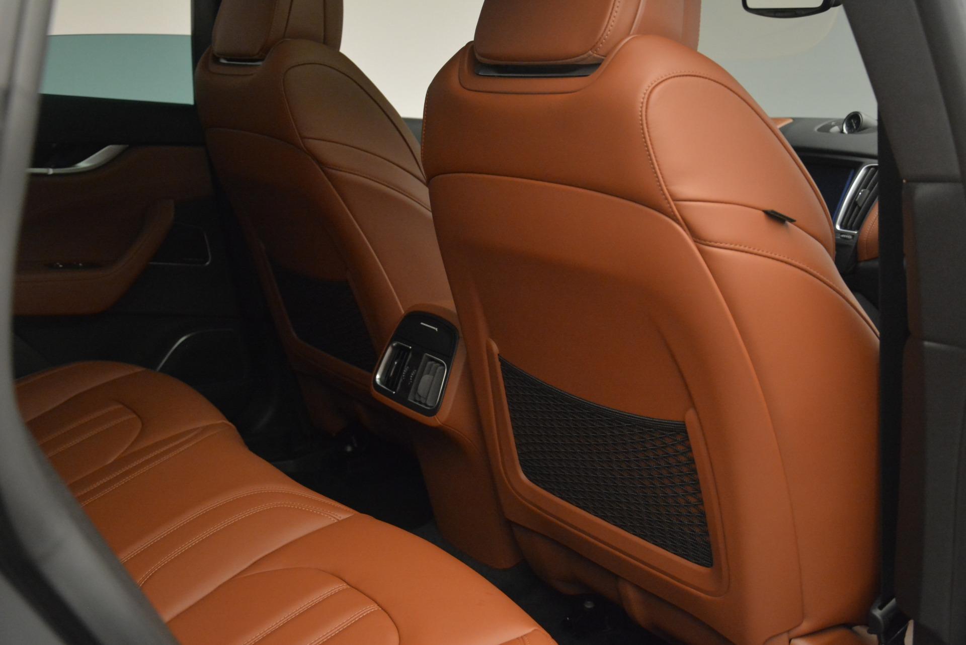 New 2018 Maserati Levante S Q4 GranSport For Sale In Greenwich, CT. Alfa Romeo of Greenwich, M2147 2273_p29