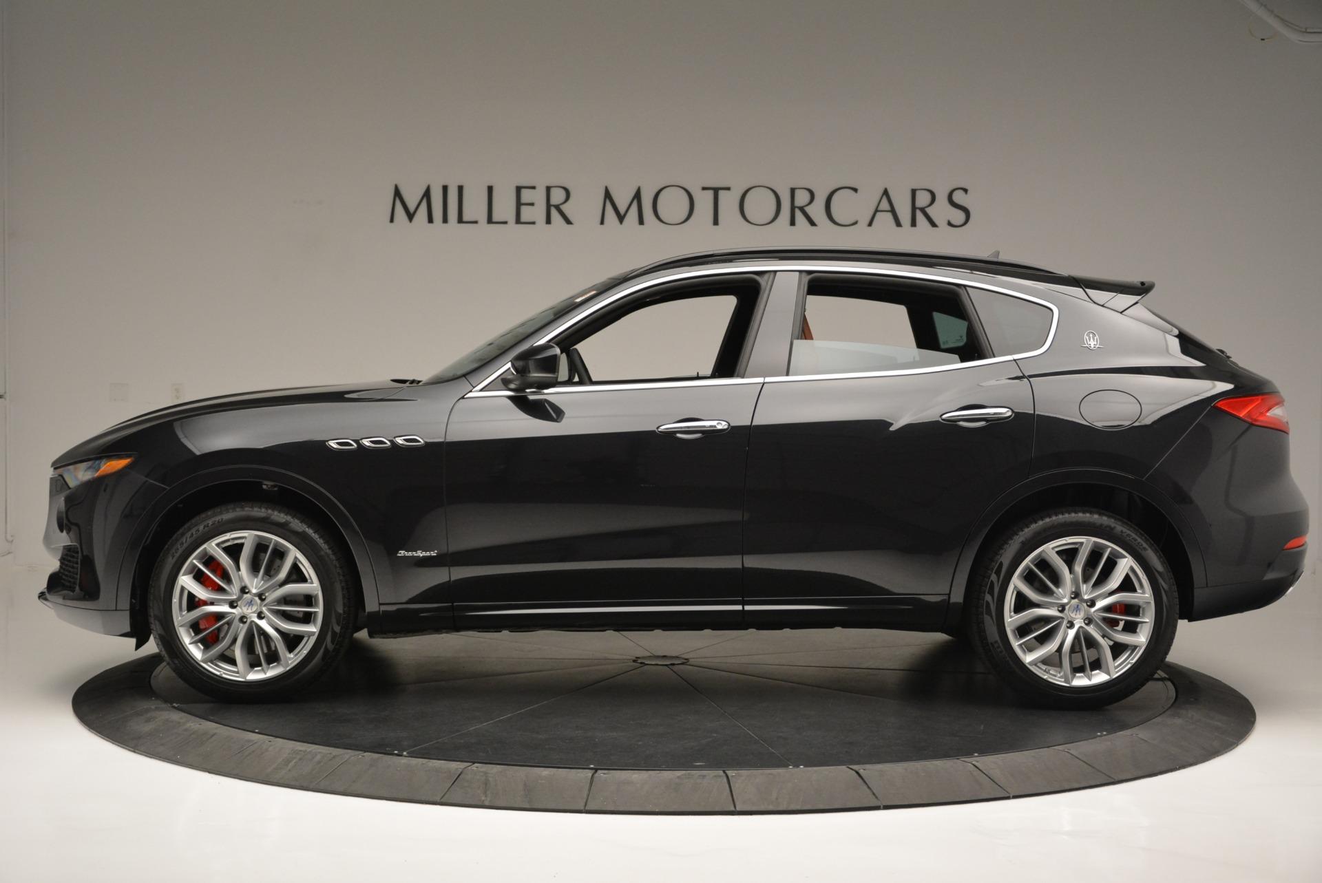 New 2018 Maserati Levante S Q4 GranSport For Sale In Greenwich, CT. Alfa Romeo of Greenwich, M2147 2273_p3