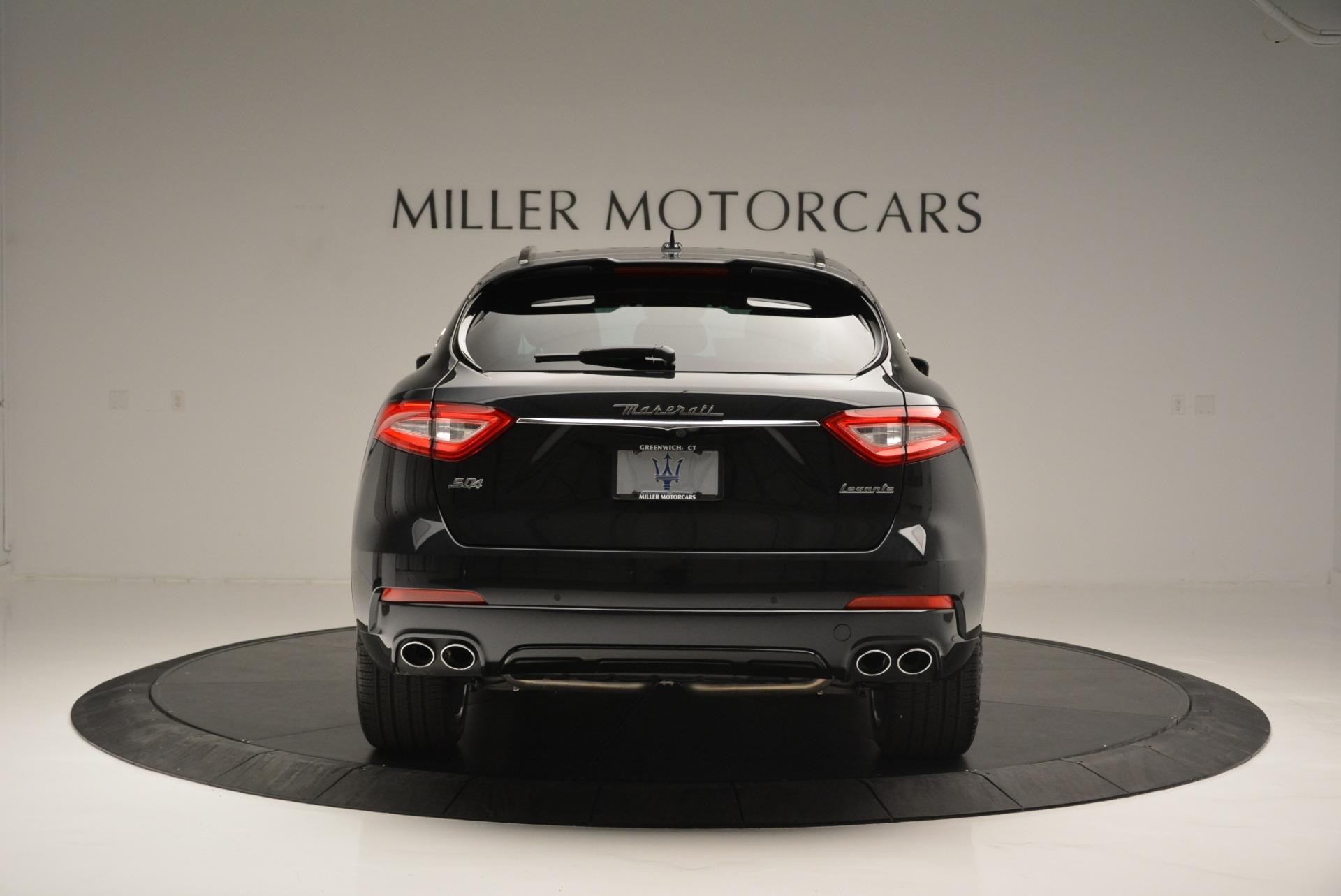 New 2018 Maserati Levante S Q4 GranSport For Sale In Greenwich, CT. Alfa Romeo of Greenwich, M2147 2273_p6