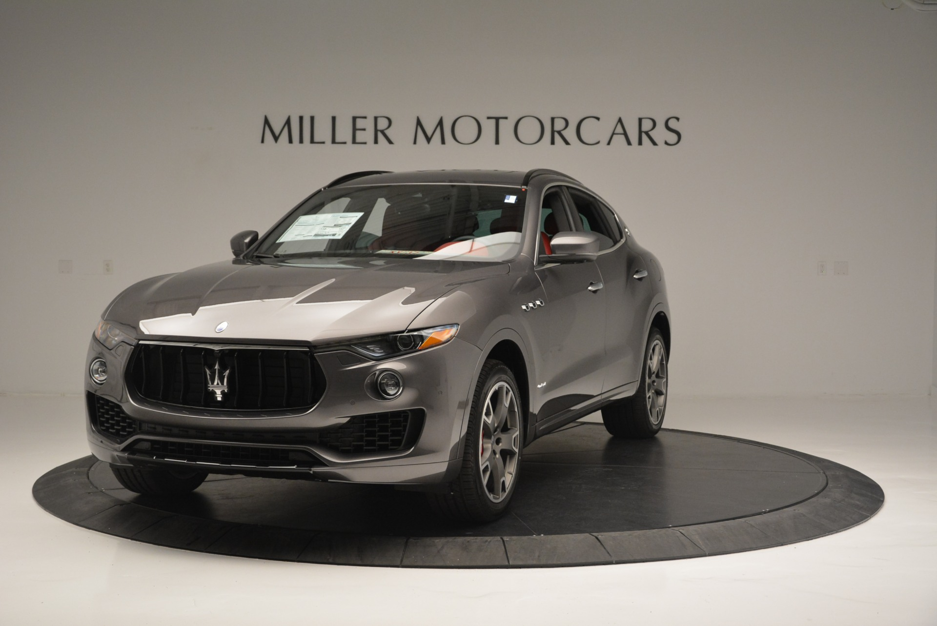 New 2018 Maserati Levante S Q4 GranSport For Sale In Greenwich, CT. Alfa Romeo of Greenwich, M2146