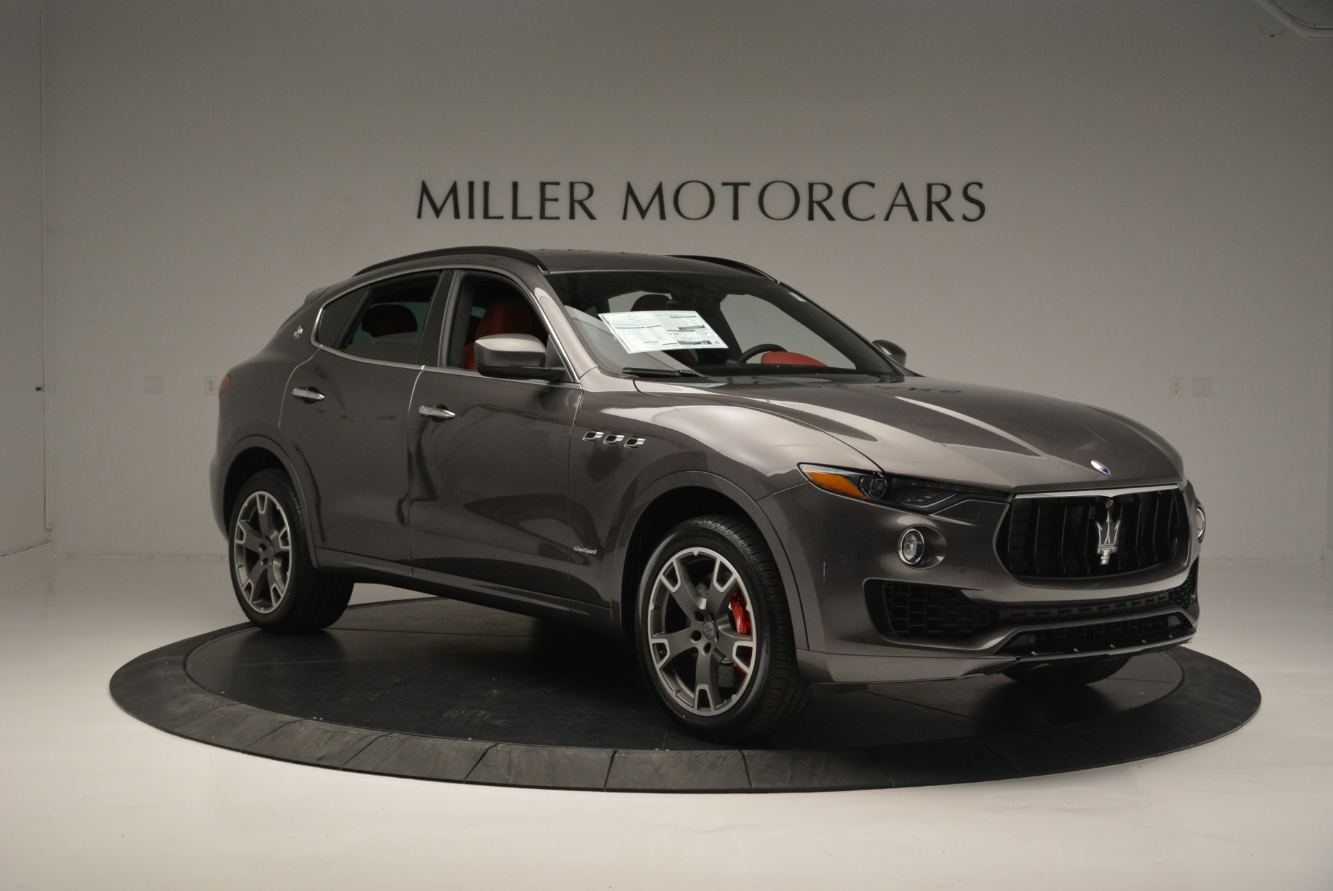 New 2018 Maserati Levante S Q4 GranSport For Sale In Greenwich, CT. Alfa Romeo of Greenwich, M2146 2274_p13