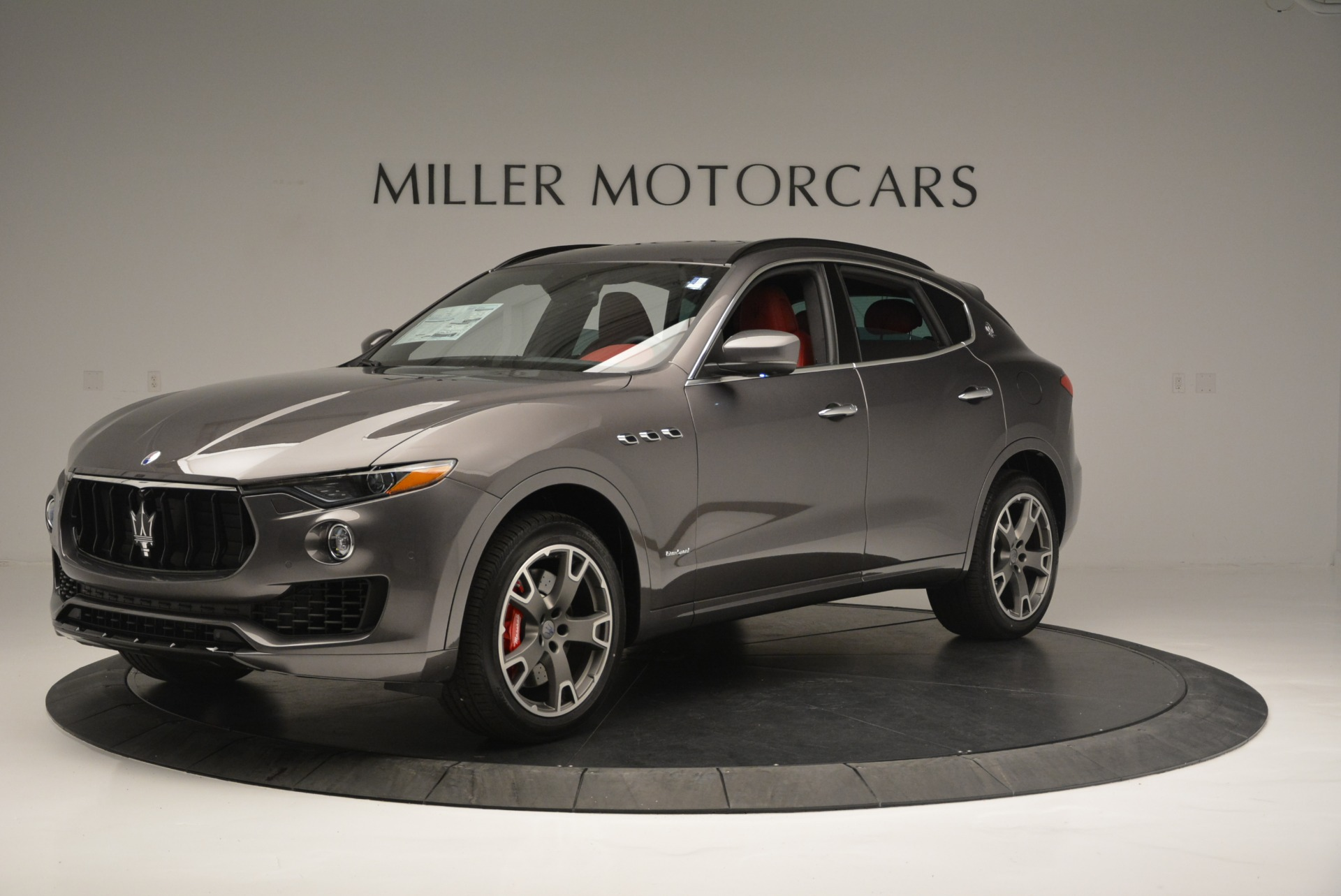 New 2018 Maserati Levante S Q4 GranSport For Sale In Greenwich, CT. Alfa Romeo of Greenwich, M2146 2274_p2