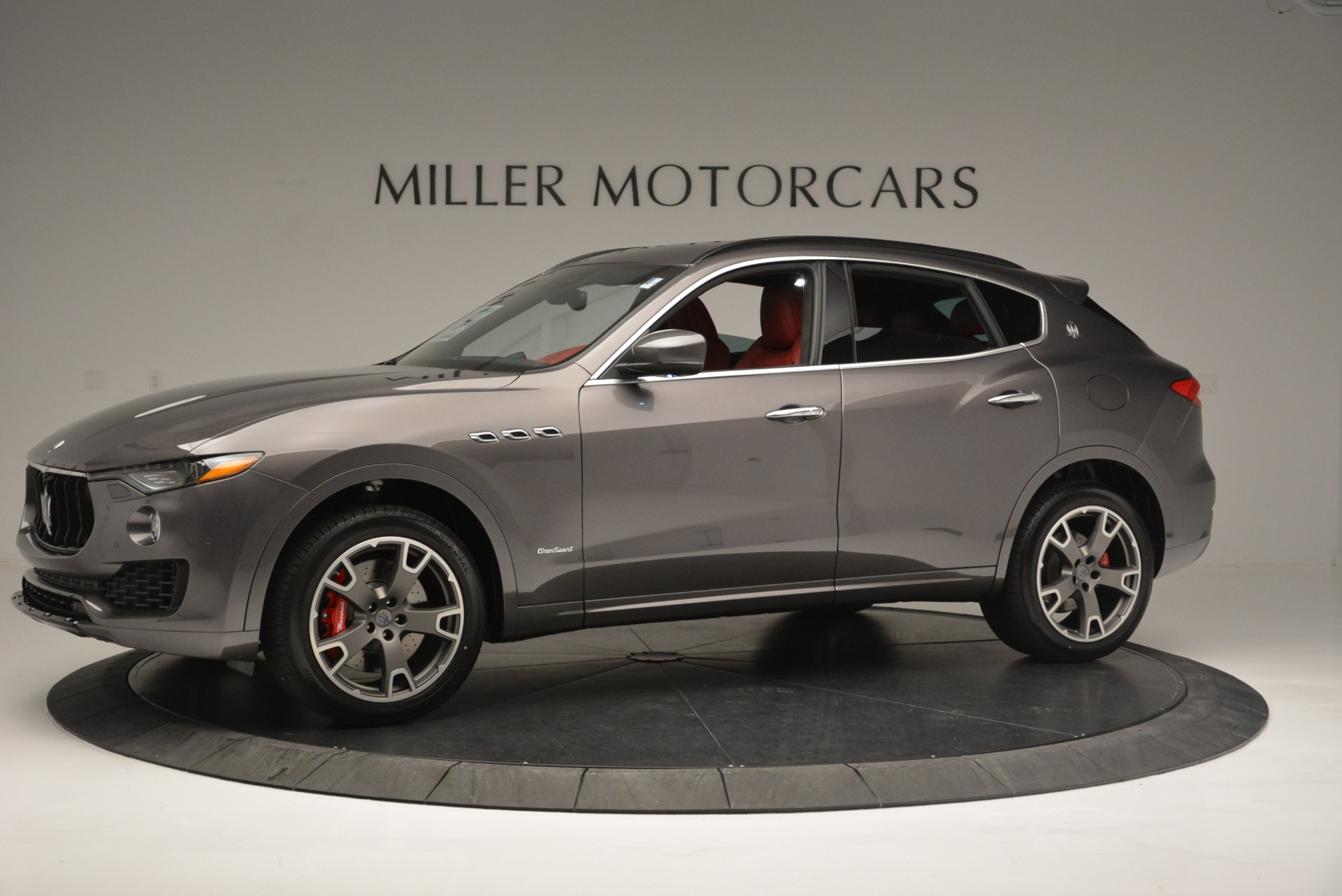 New 2018 Maserati Levante S Q4 GranSport For Sale In Greenwich, CT. Alfa Romeo of Greenwich, M2146 2274_p3