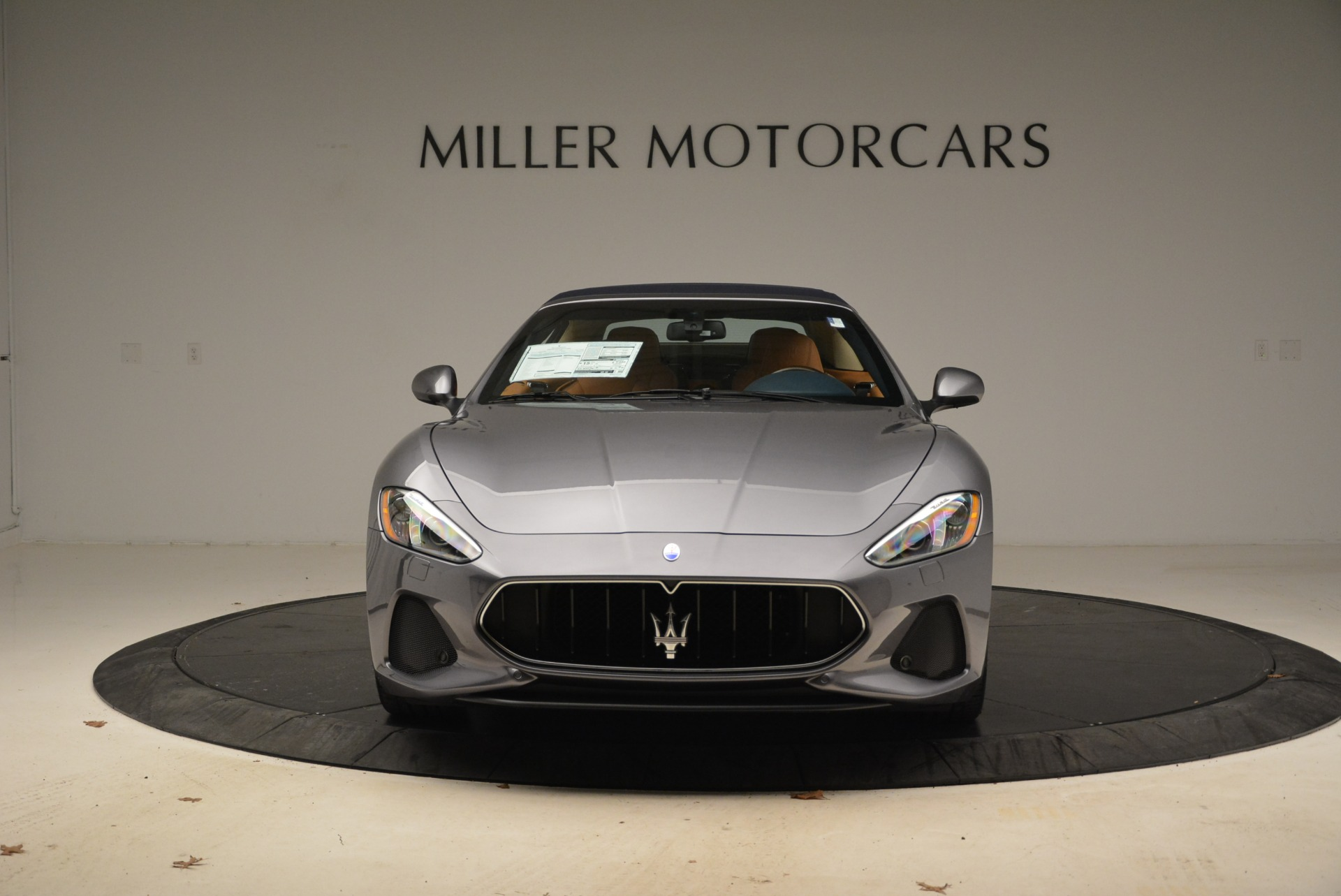 New 2018 Maserati GranTurismo Sport Convertible For Sale In Greenwich, CT. Alfa Romeo of Greenwich, W594 2276_p11