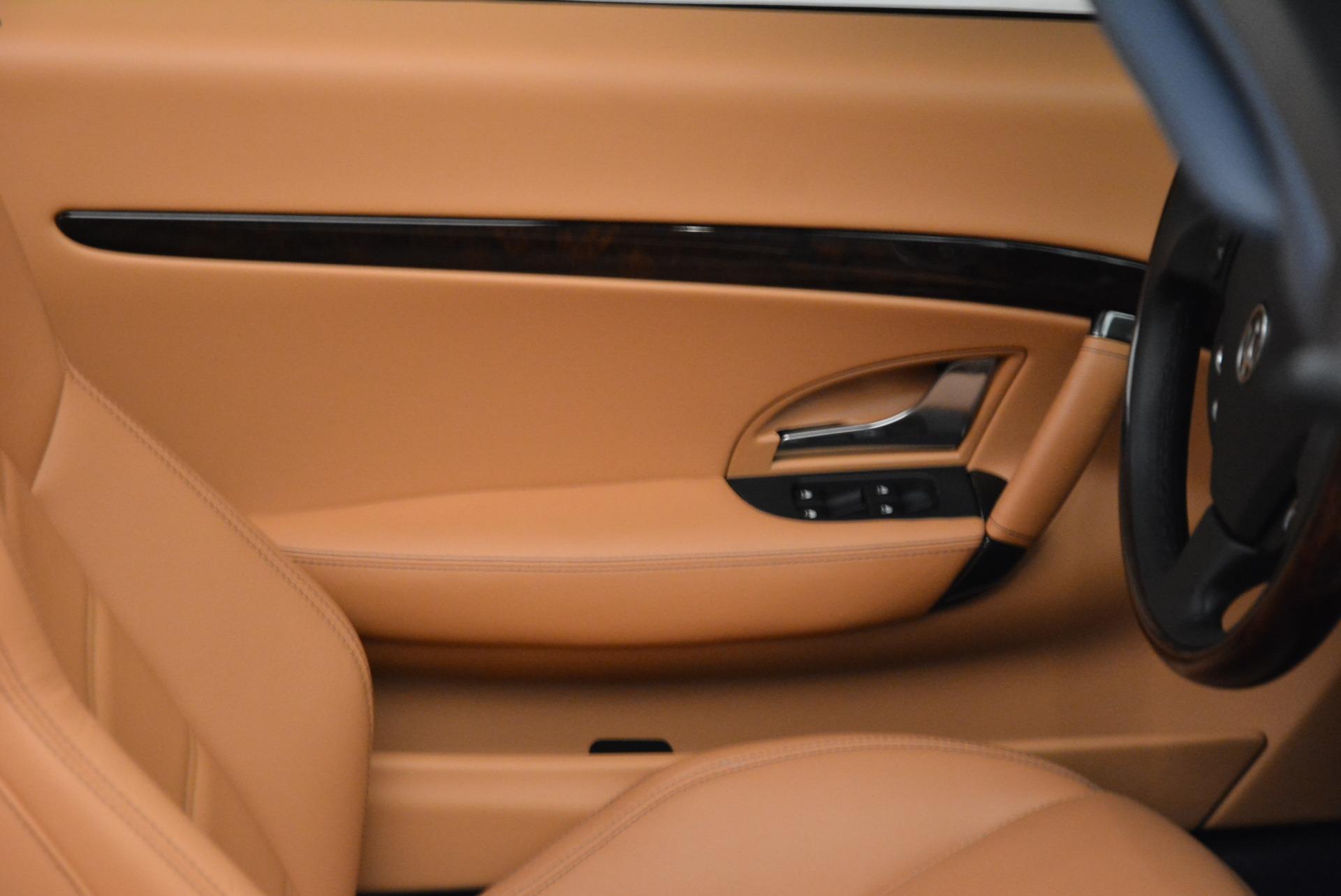 New 2018 Maserati GranTurismo Sport Convertible For Sale In Greenwich, CT. Alfa Romeo of Greenwich, W594 2276_p14