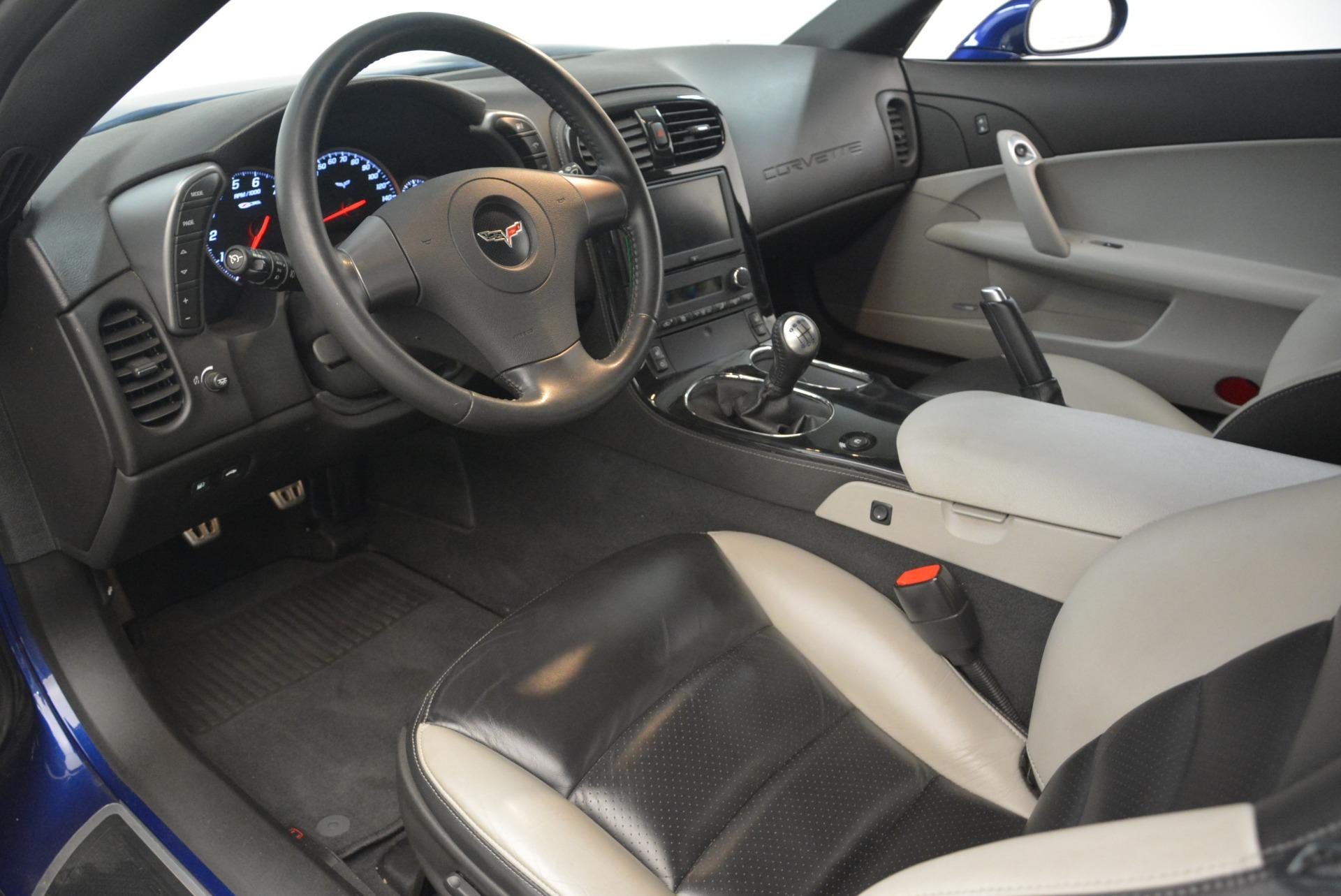 Used 2006 Chevrolet Corvette Z06 For Sale In Greenwich, CT. Alfa Romeo of Greenwich, 7376 2277_p13