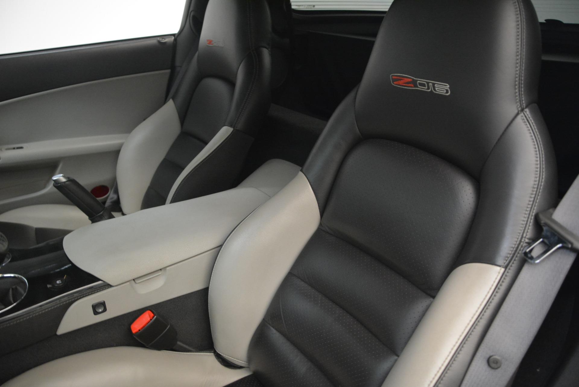Used 2006 Chevrolet Corvette Z06 For Sale In Greenwich, CT. Alfa Romeo of Greenwich, 7376 2277_p15