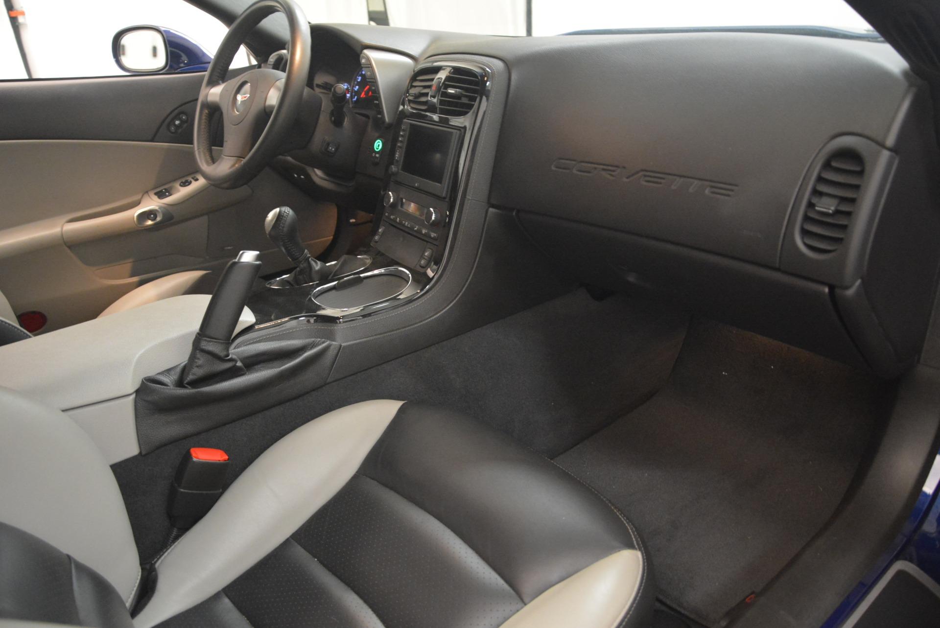 Used 2006 Chevrolet Corvette Z06 For Sale In Greenwich, CT. Alfa Romeo of Greenwich, 7376 2277_p17