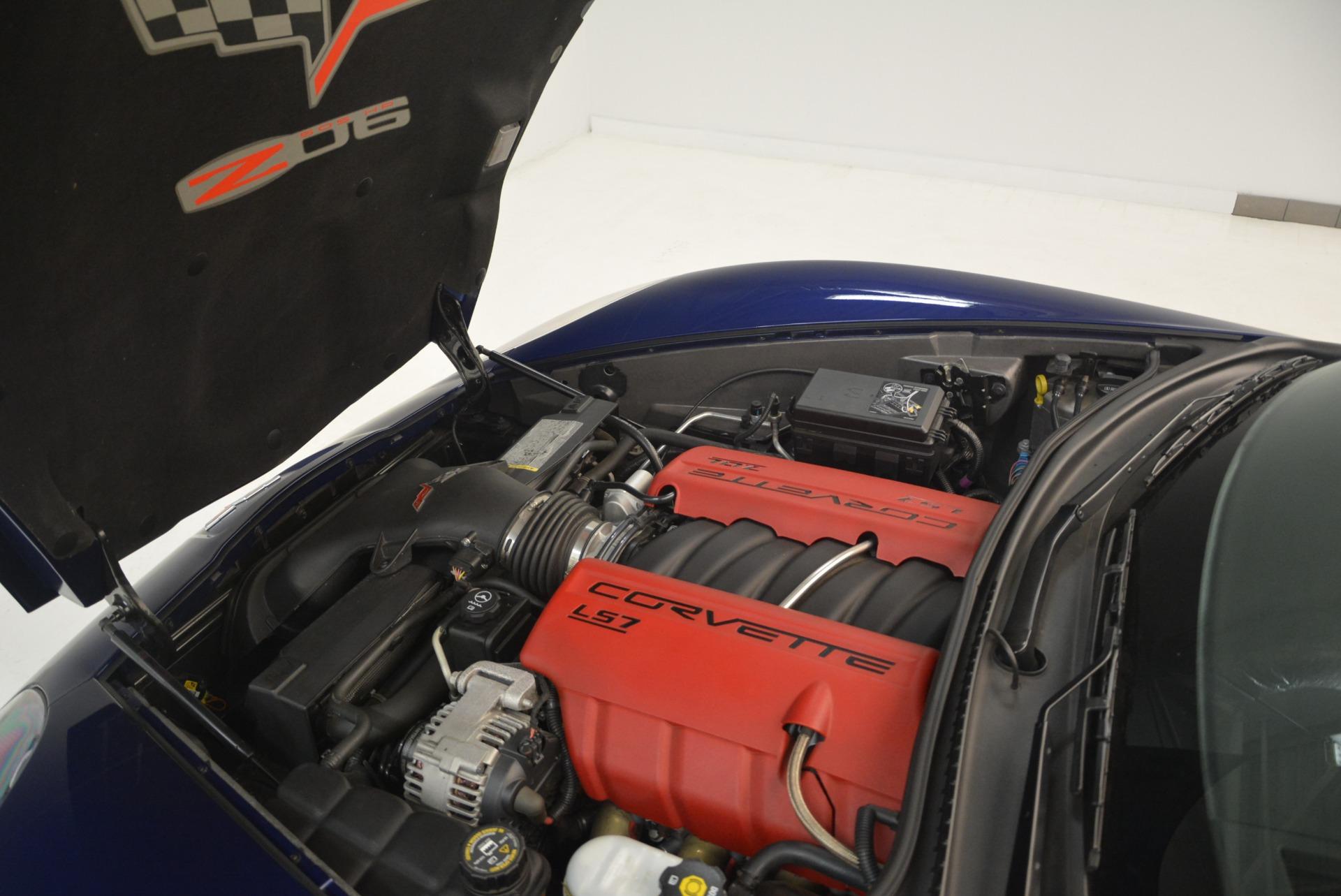 Used 2006 Chevrolet Corvette Z06 For Sale In Greenwich, CT. Alfa Romeo of Greenwich, 7376 2277_p22