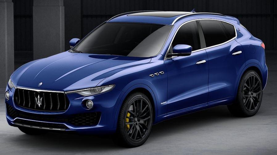 New 2018 Maserati Levante S Q4 GranSport For Sale In Greenwich, CT. Alfa Romeo of Greenwich, M2148 2279_main