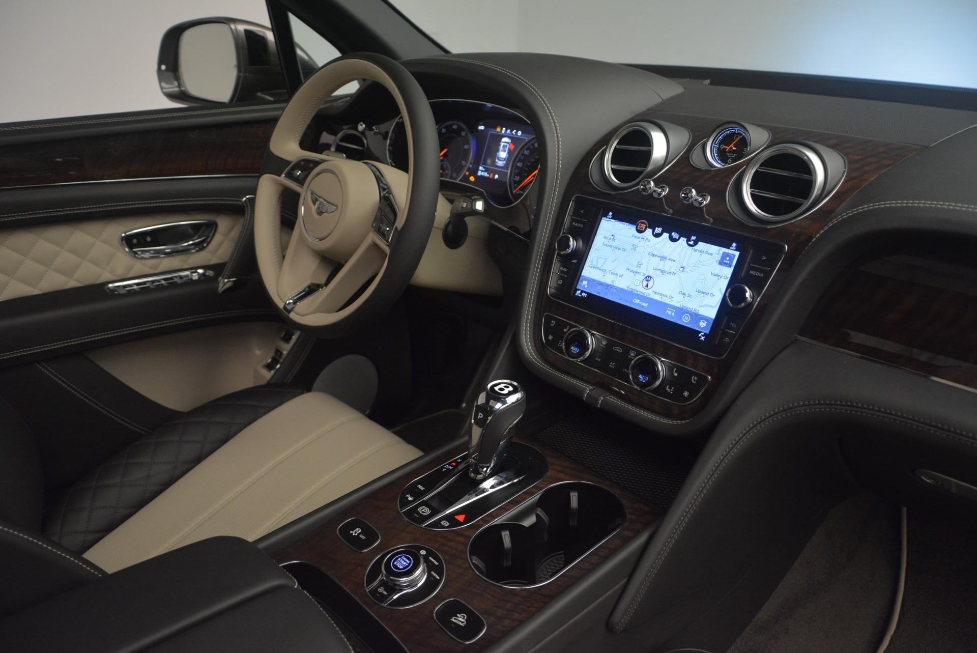 New 2018 Bentley Bentayga W12 Activity For Sale In Greenwich, CT. Alfa Romeo of Greenwich, B1356 2280_p25