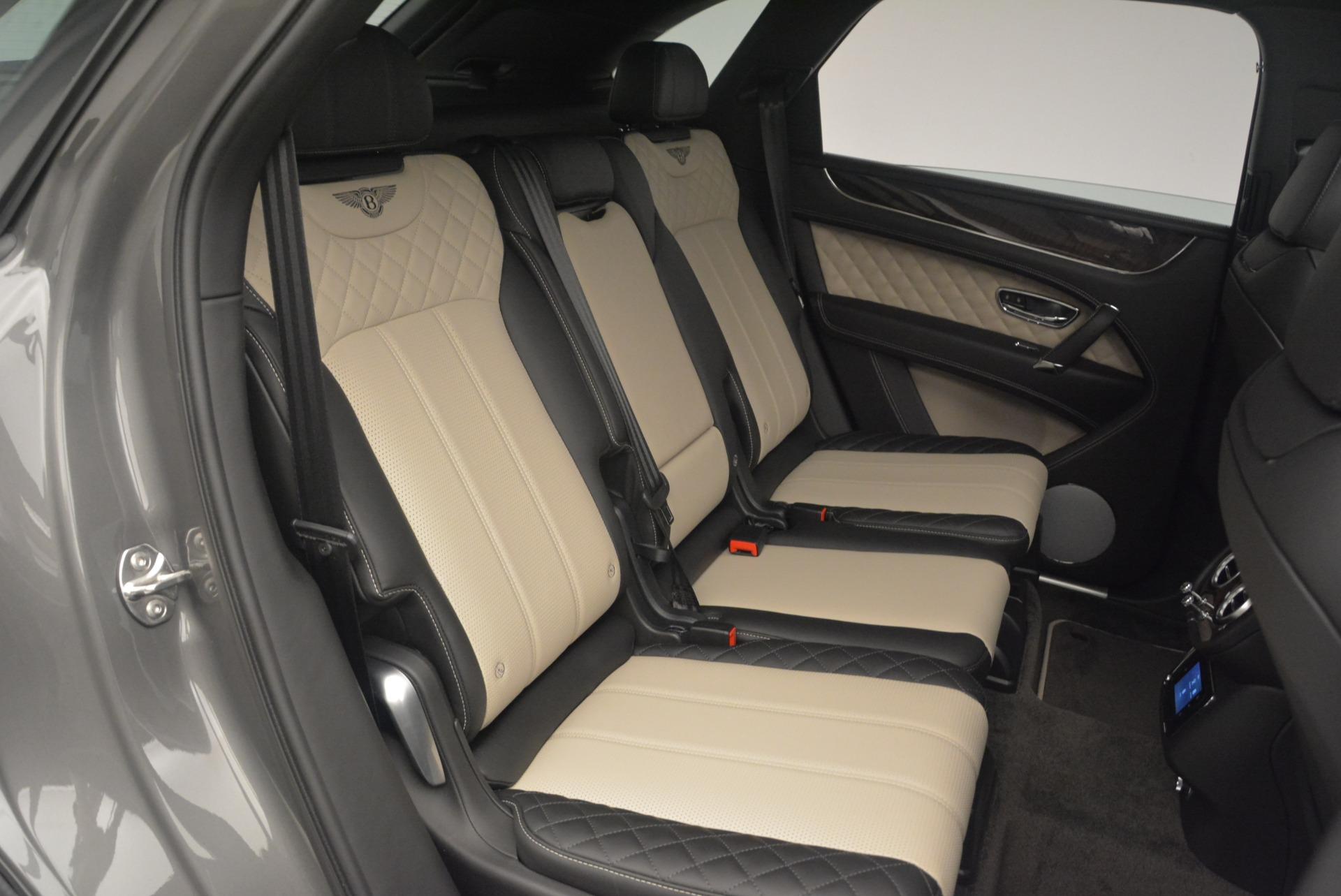 New 2018 Bentley Bentayga W12 Activity For Sale In Greenwich, CT. Alfa Romeo of Greenwich, B1356 2280_p28