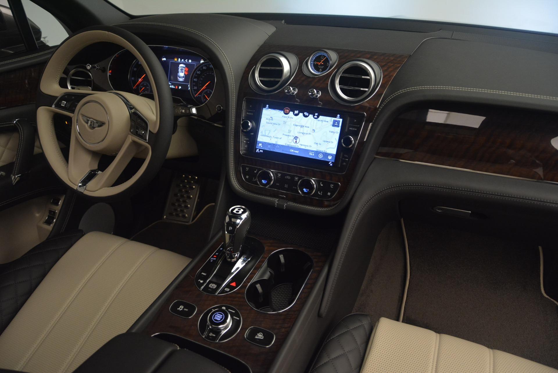 New 2018 Bentley Bentayga W12 Activity For Sale In Greenwich, CT. Alfa Romeo of Greenwich, B1356 2280_p29