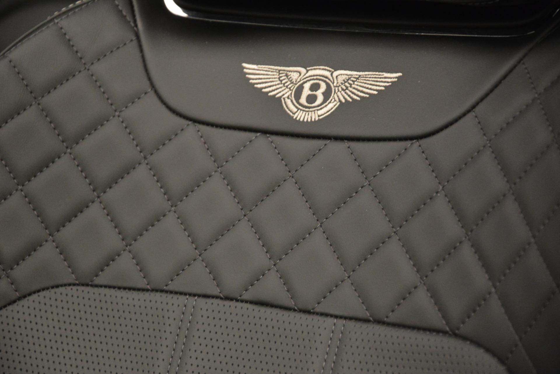 Used 2017 Bentley Bentayga W12 For Sale In Greenwich, CT. Alfa Romeo of Greenwich, 7379 2284_p26