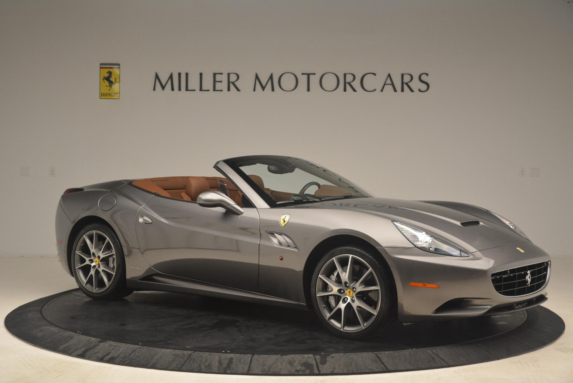 Used 2012 Ferrari California  For Sale In Greenwich, CT. Alfa Romeo of Greenwich, 4484 2285_p10