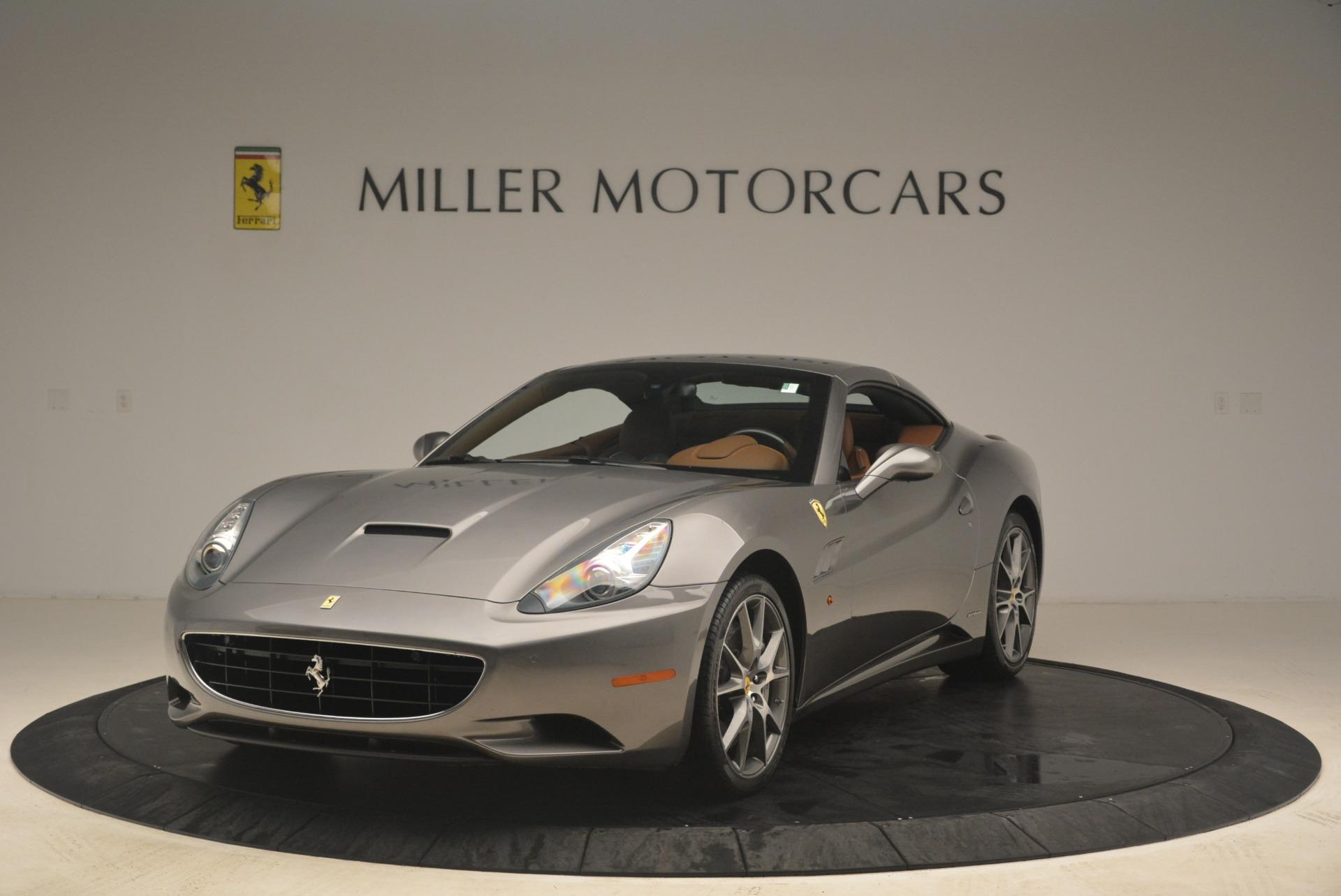 Used 2012 Ferrari California  For Sale In Greenwich, CT. Alfa Romeo of Greenwich, 4484 2285_p13