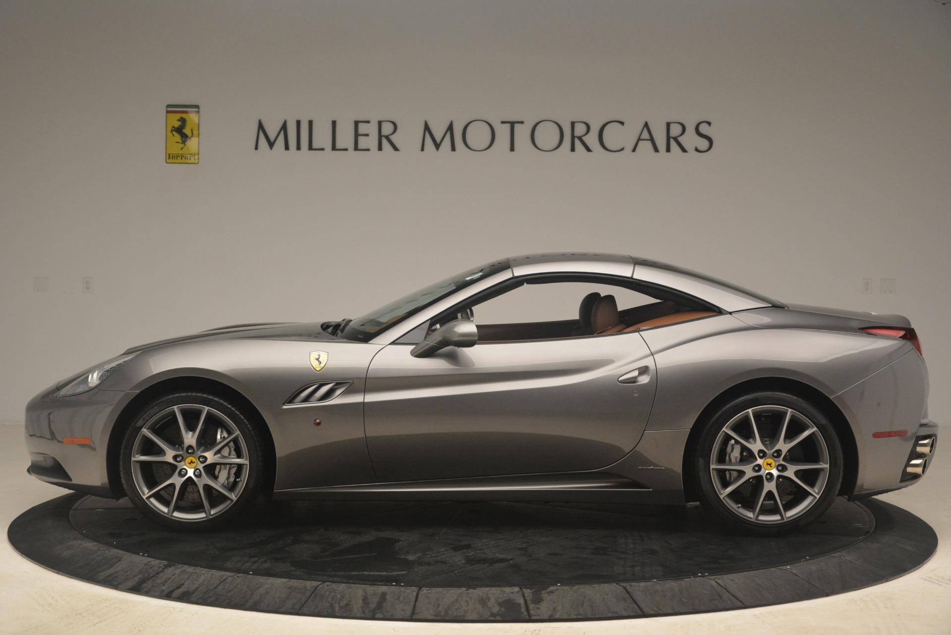Used 2012 Ferrari California  For Sale In Greenwich, CT. Alfa Romeo of Greenwich, 4484 2285_p15