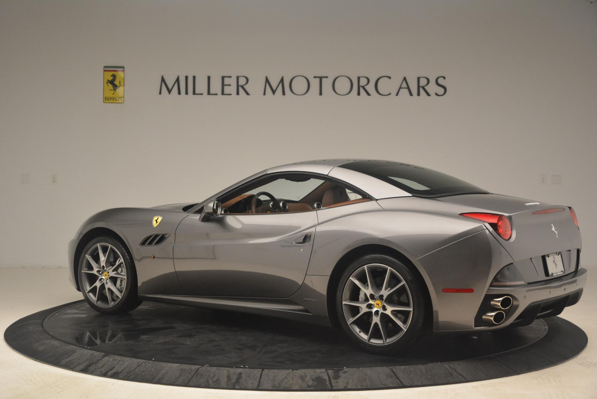 Used 2012 Ferrari California  For Sale In Greenwich, CT. Alfa Romeo of Greenwich, 4484 2285_p16