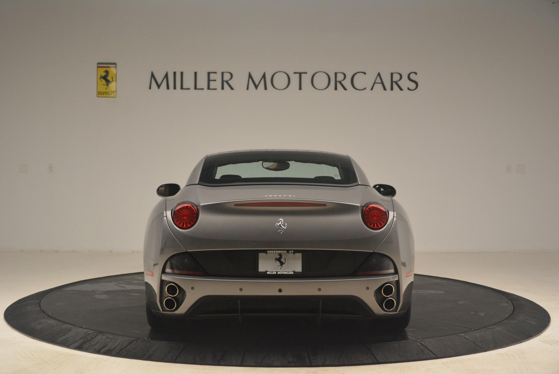 Used 2012 Ferrari California  For Sale In Greenwich, CT. Alfa Romeo of Greenwich, 4484 2285_p18