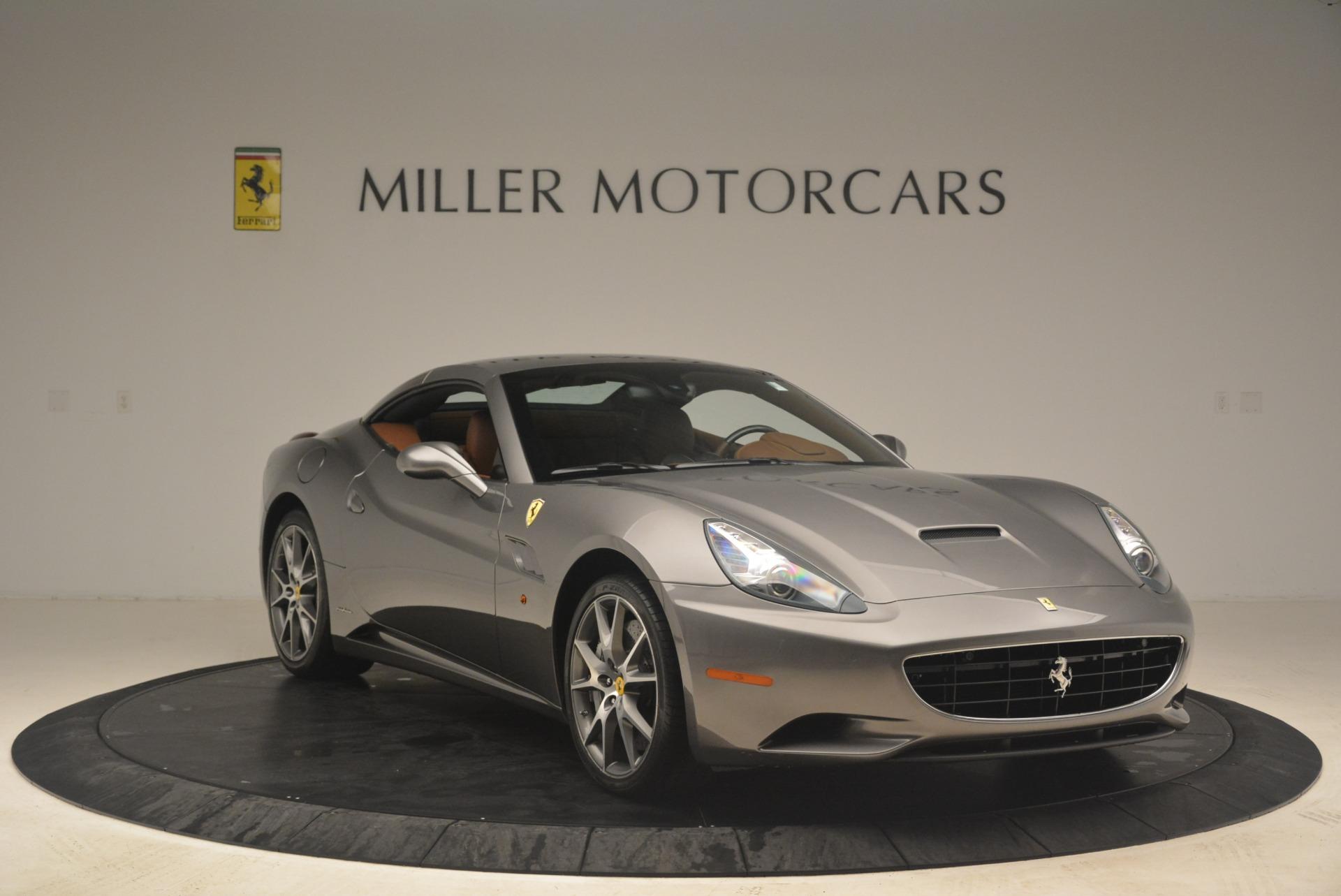 Used 2012 Ferrari California  For Sale In Greenwich, CT. Alfa Romeo of Greenwich, 4484 2285_p23