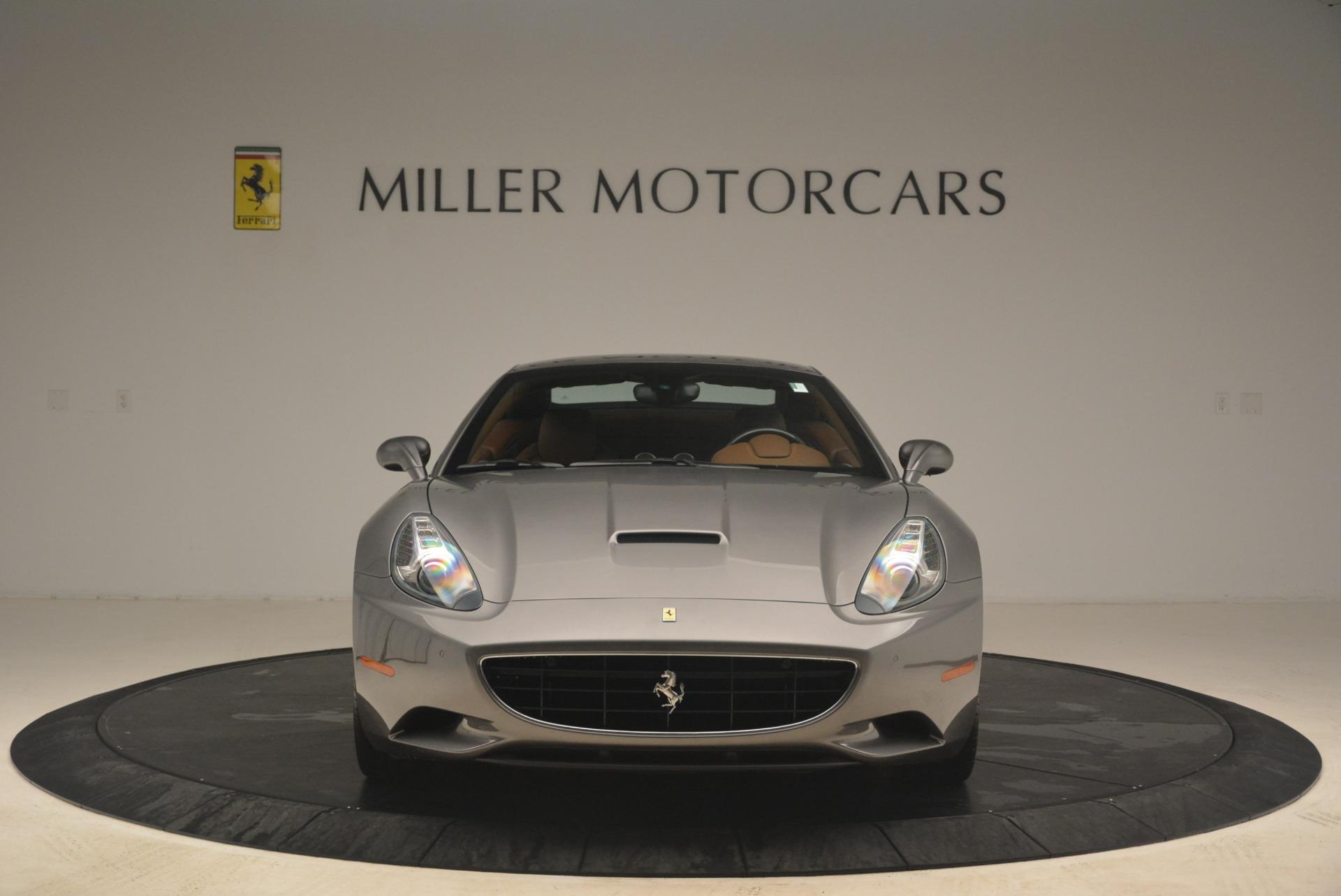 Used 2012 Ferrari California  For Sale In Greenwich, CT. Alfa Romeo of Greenwich, 4484 2285_p24