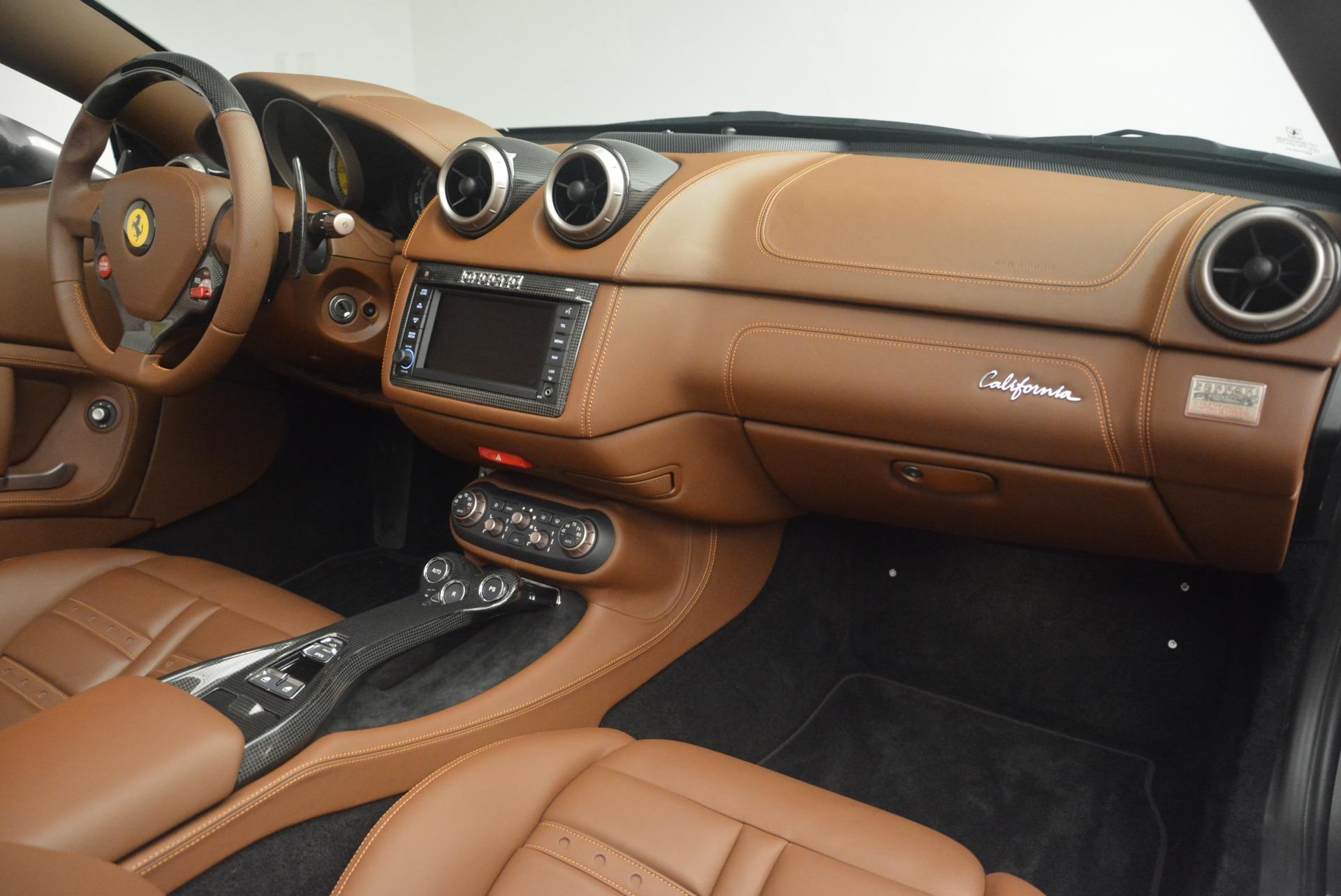 Used 2012 Ferrari California  For Sale In Greenwich, CT. Alfa Romeo of Greenwich, 4484 2285_p30