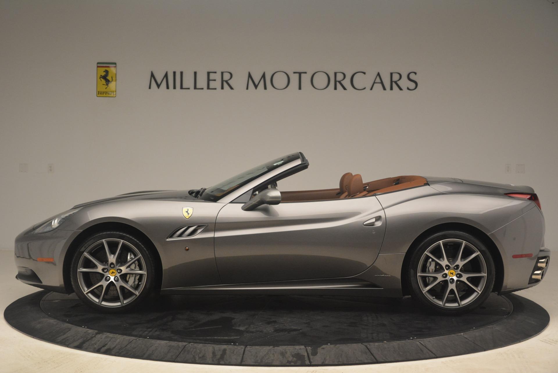 Used 2012 Ferrari California  For Sale In Greenwich, CT. Alfa Romeo of Greenwich, 4484 2285_p3