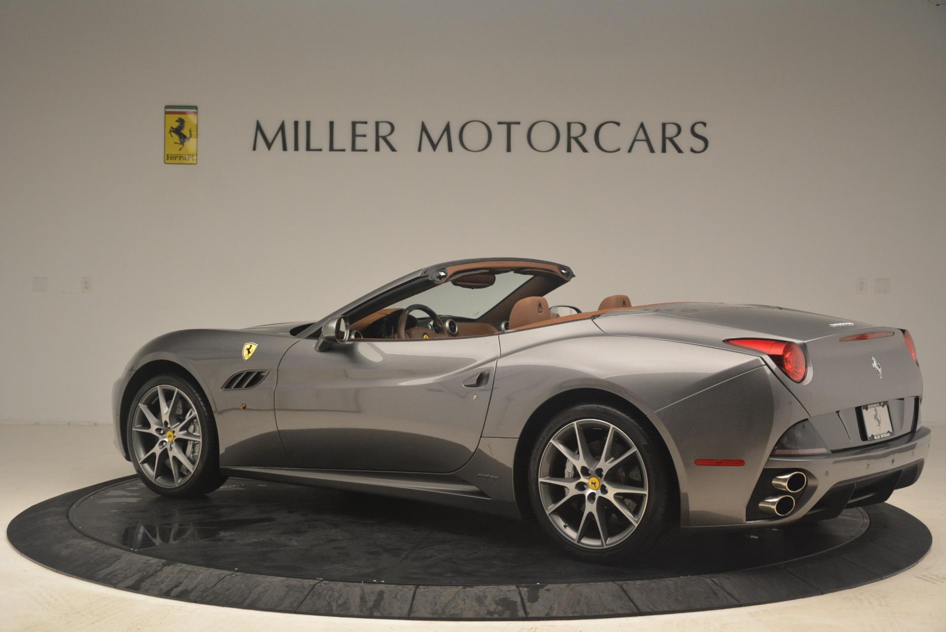 Used 2012 Ferrari California  For Sale In Greenwich, CT. Alfa Romeo of Greenwich, 4484 2285_p4